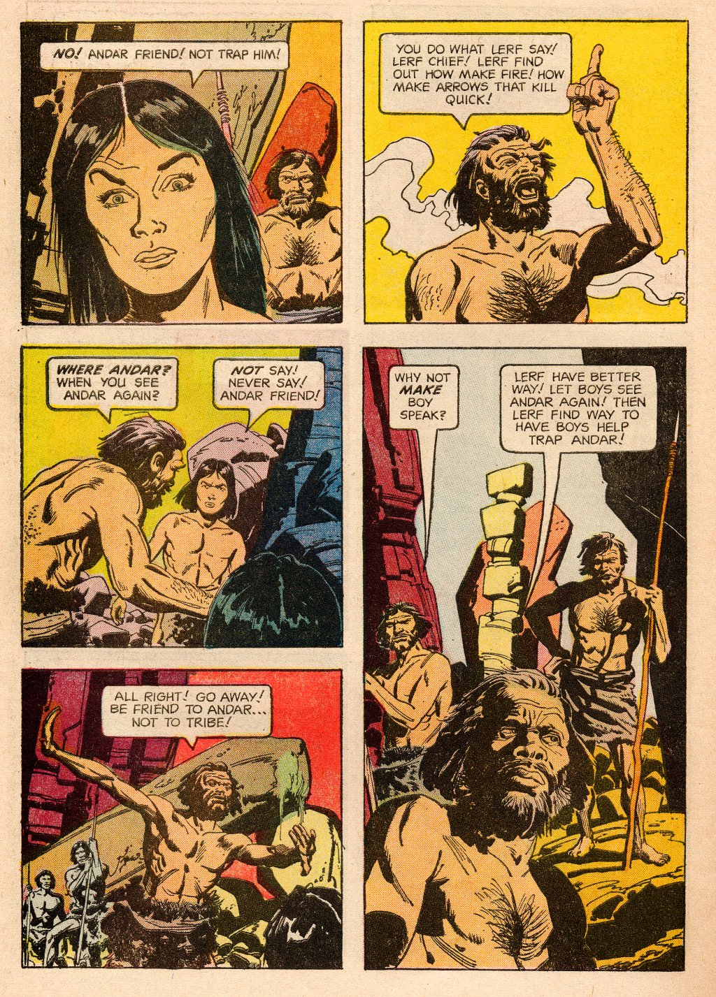 Read online Turok, Son of Stone comic -  Issue #33 - 30