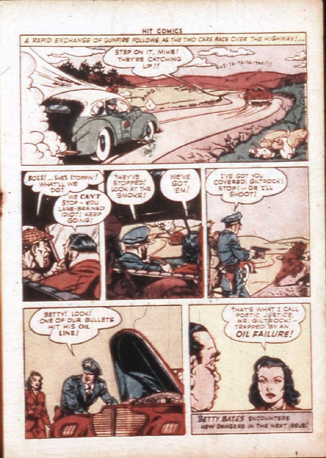Read online Hit Comics comic -  Issue #30 - 26
