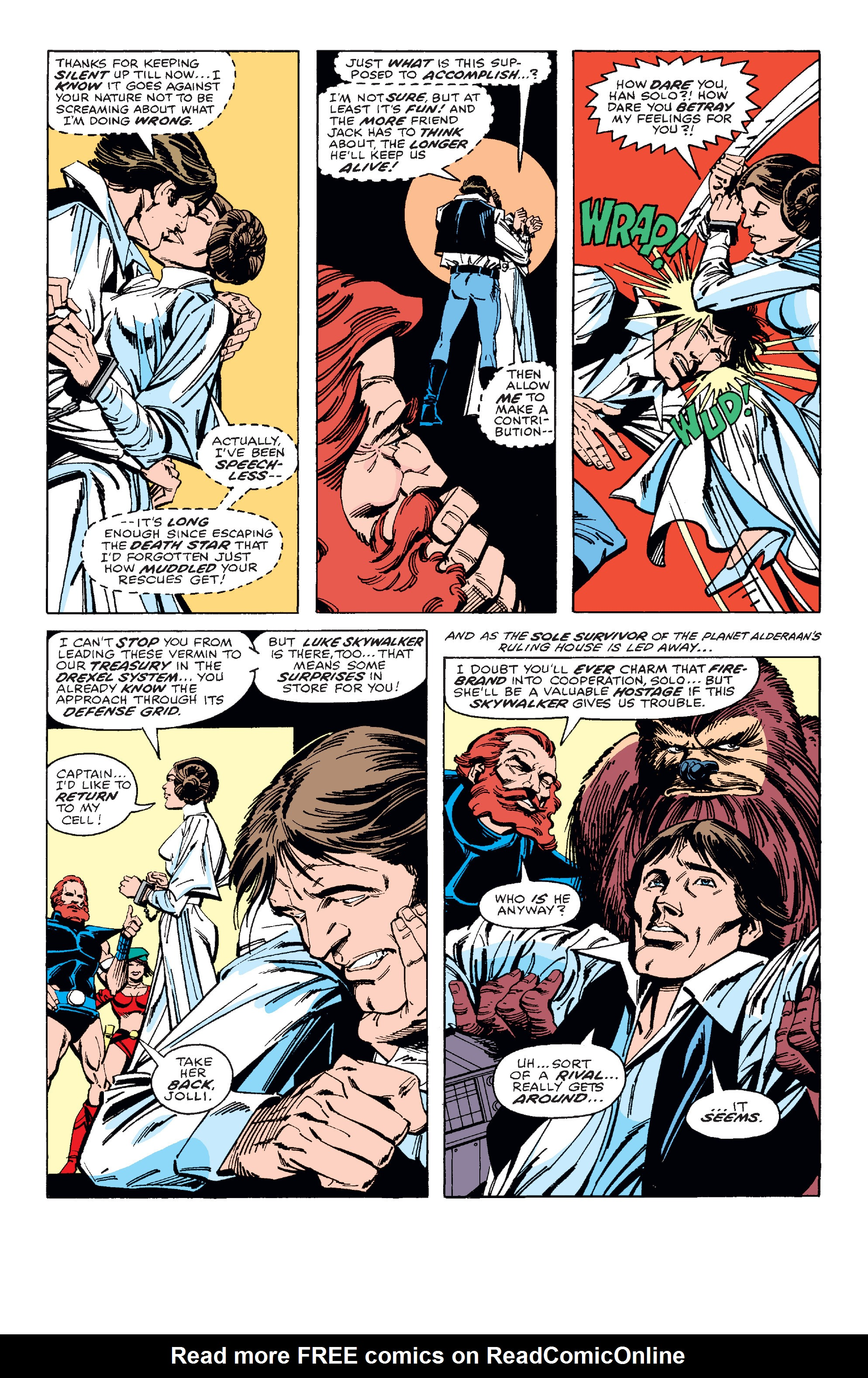 Read online Star Wars Omnibus comic -  Issue # Vol. 13 - 197