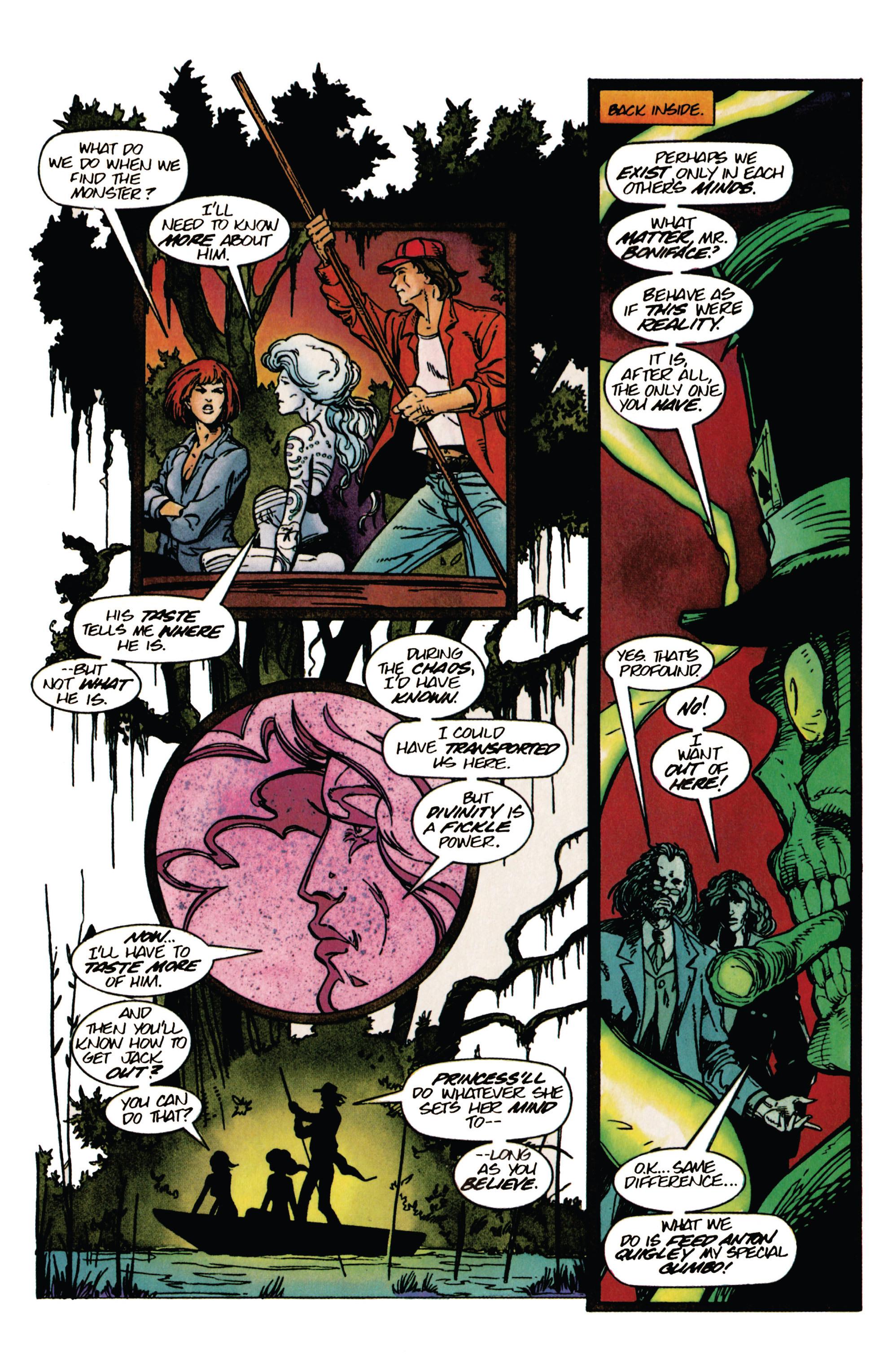 Read online Shadowman (1992) comic -  Issue #32 - 12