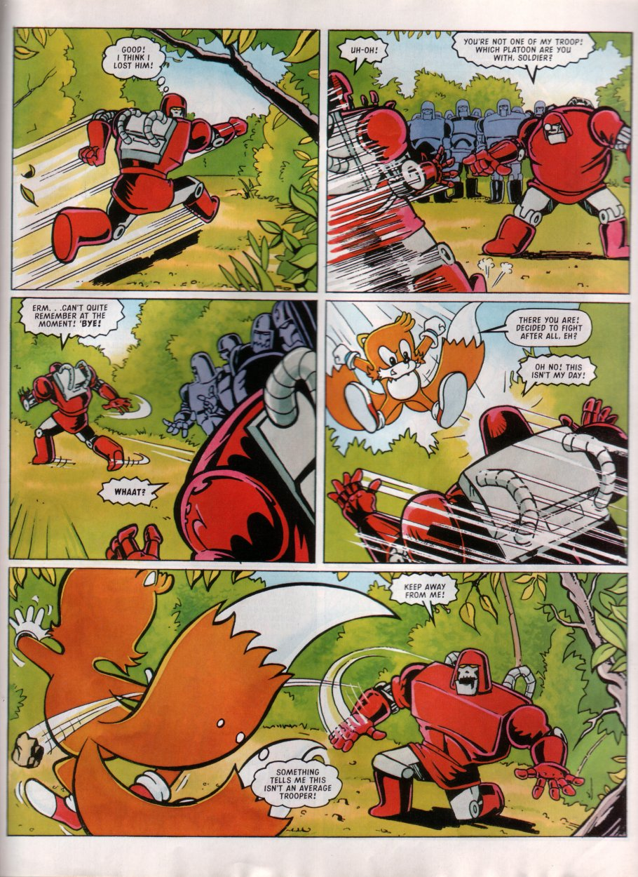 Read online Sonic the Comic comic -  Issue #85 - 21