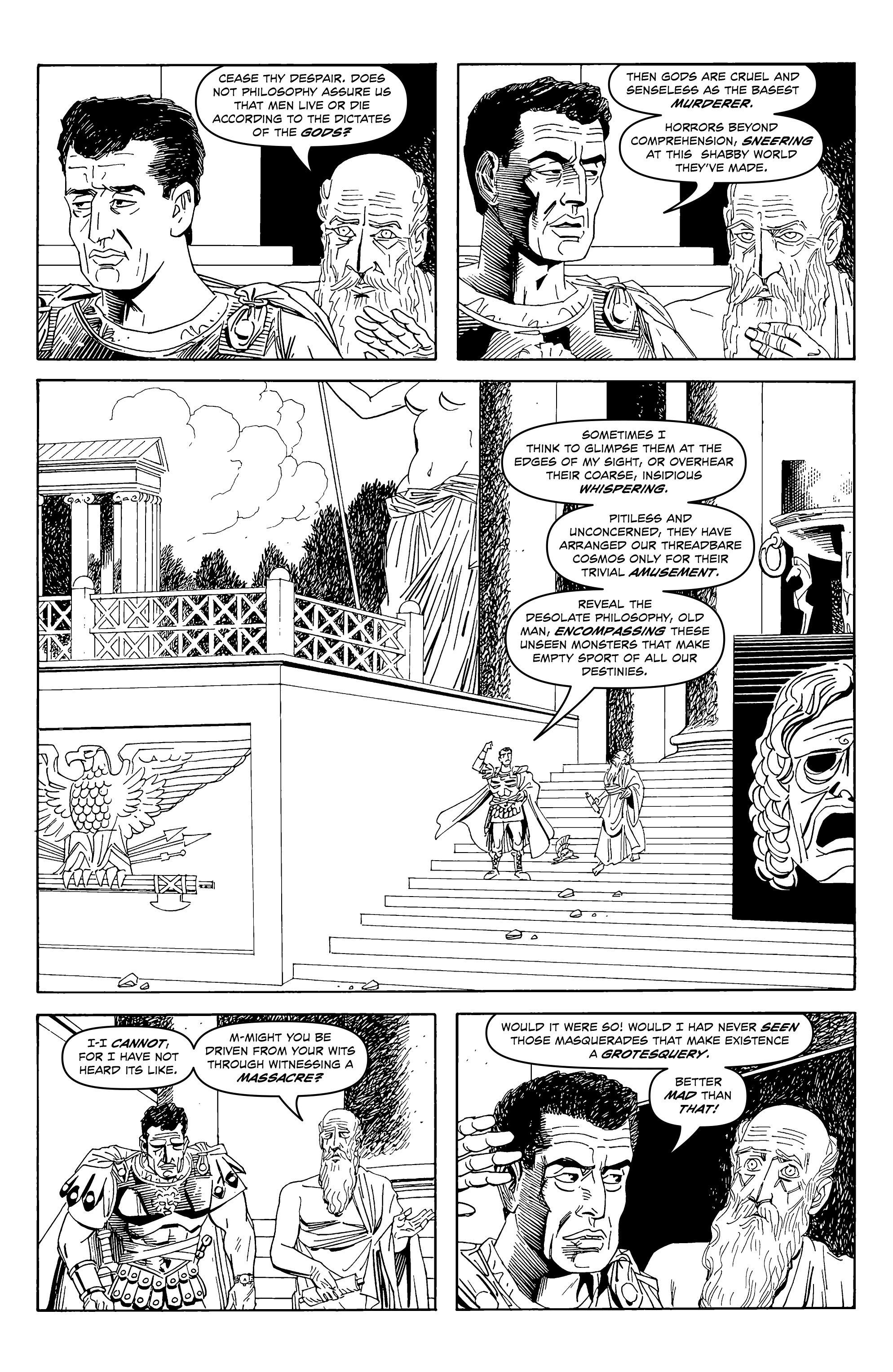 Read online Alan Moore's Cinema Purgatorio comic -  Issue #2 - 6