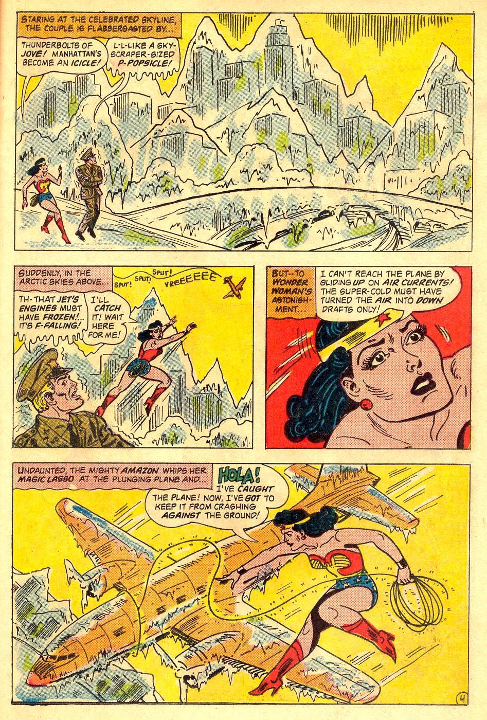 Read online Wonder Woman (1942) comic -  Issue #162 - 23