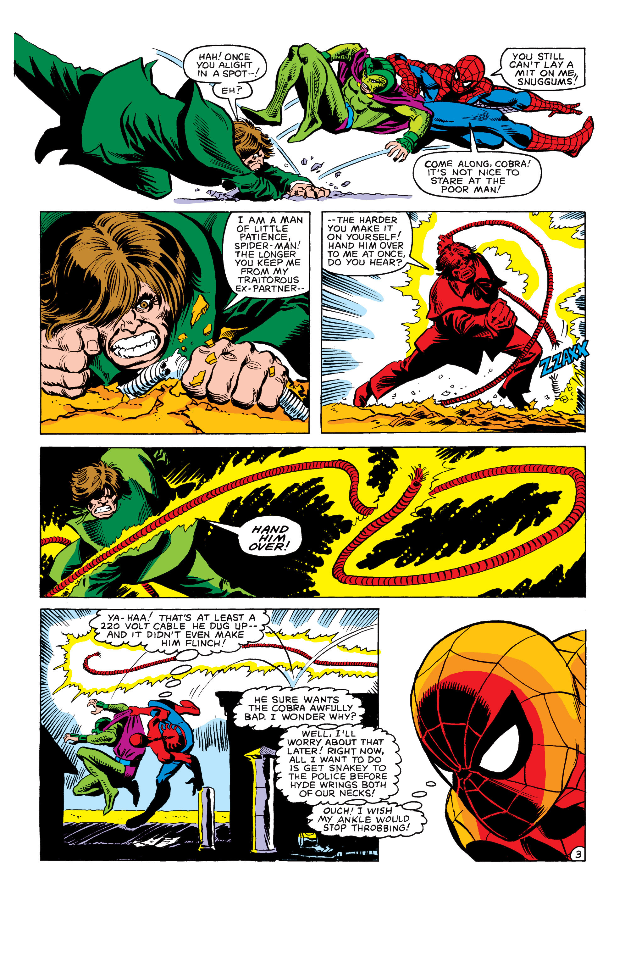 The Amazing Spider-Man (1963) 232 Page 3