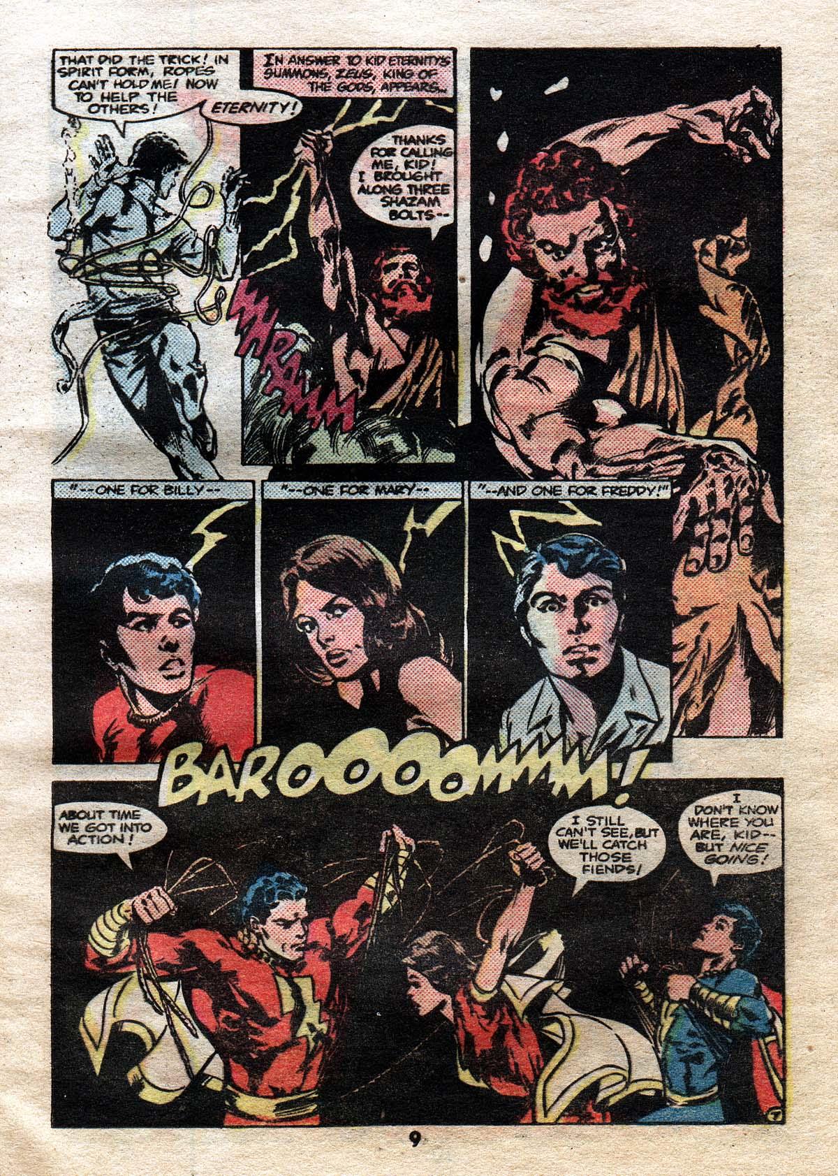 Read online Adventure Comics (1938) comic -  Issue #491 - 9
