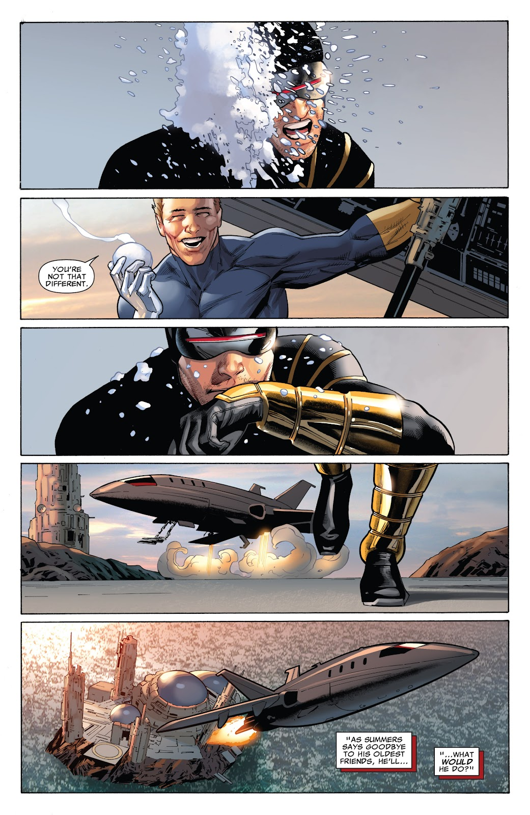 Uncanny X-Men (1963) issue 544 - Page 16