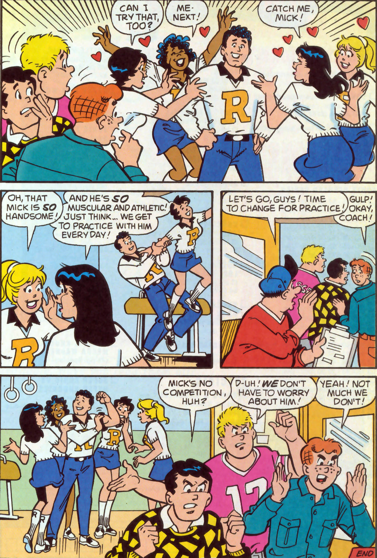 Read online Archie (1960) comic -  Issue #478 - 23