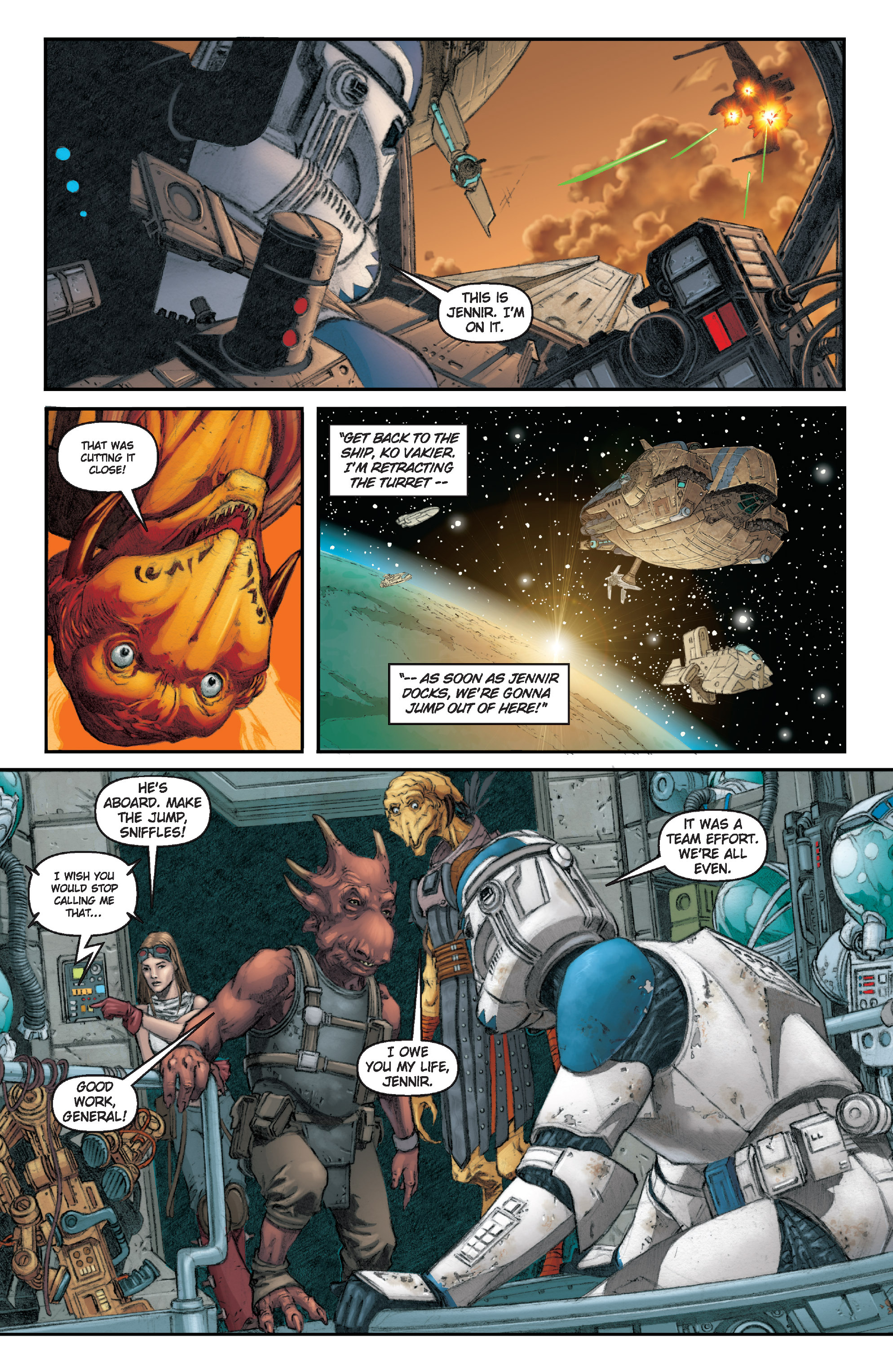 Read online Star Wars Omnibus comic -  Issue # Vol. 31 - 93