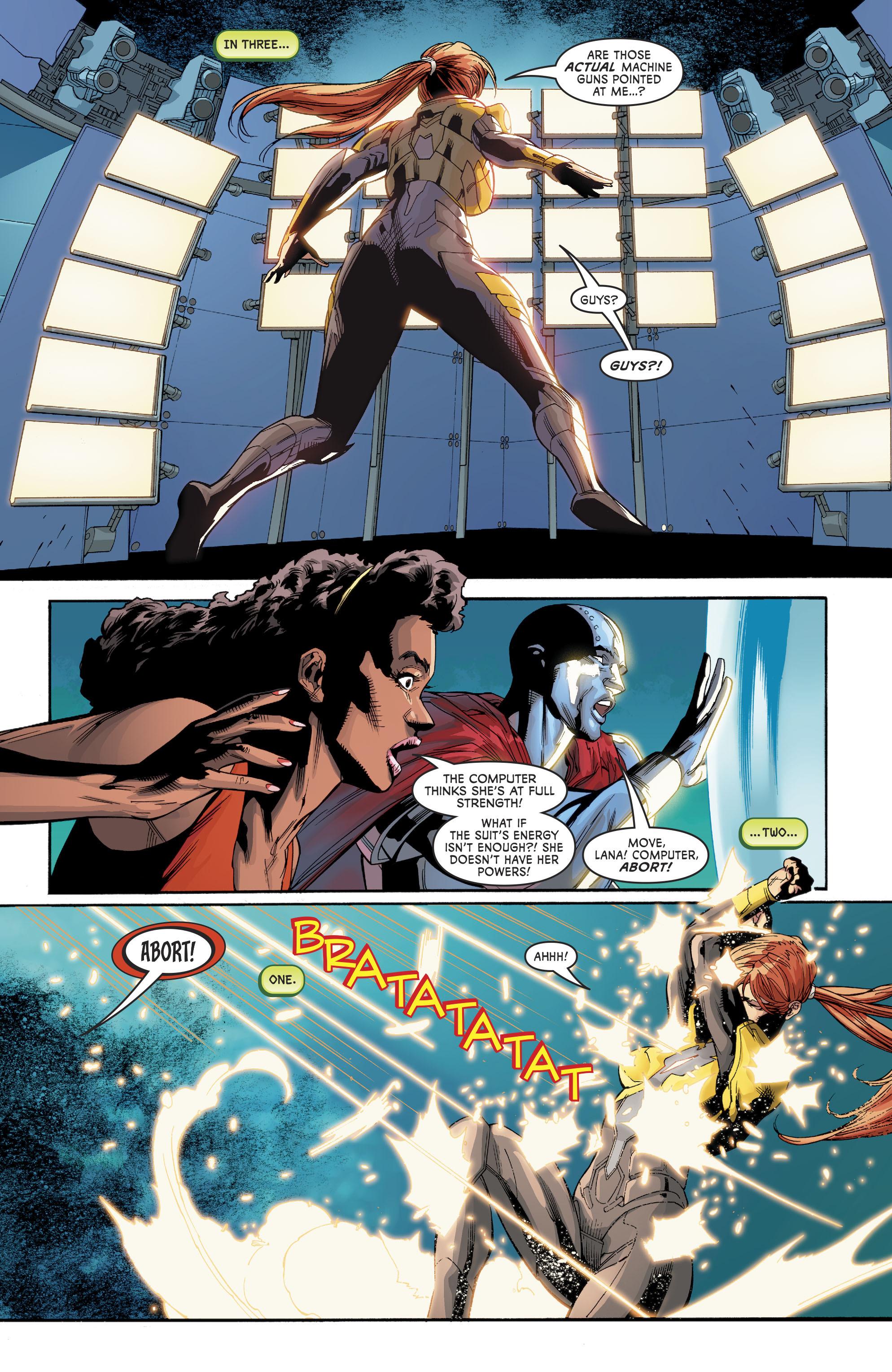 Read online Superwoman comic -  Issue #10 - 14