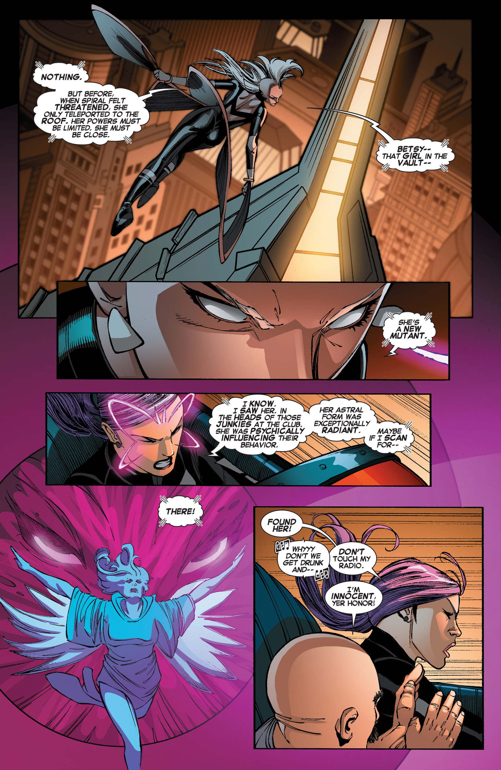 Read online Uncanny X-Force (2013) comic -  Issue #2 - 16