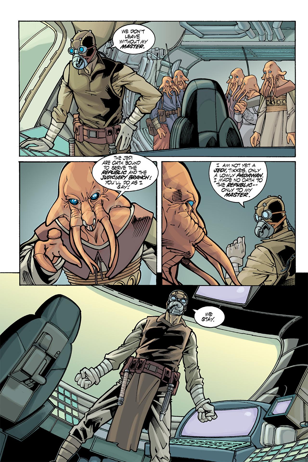 Read online Star Wars Omnibus comic -  Issue # Vol. 10 - 110