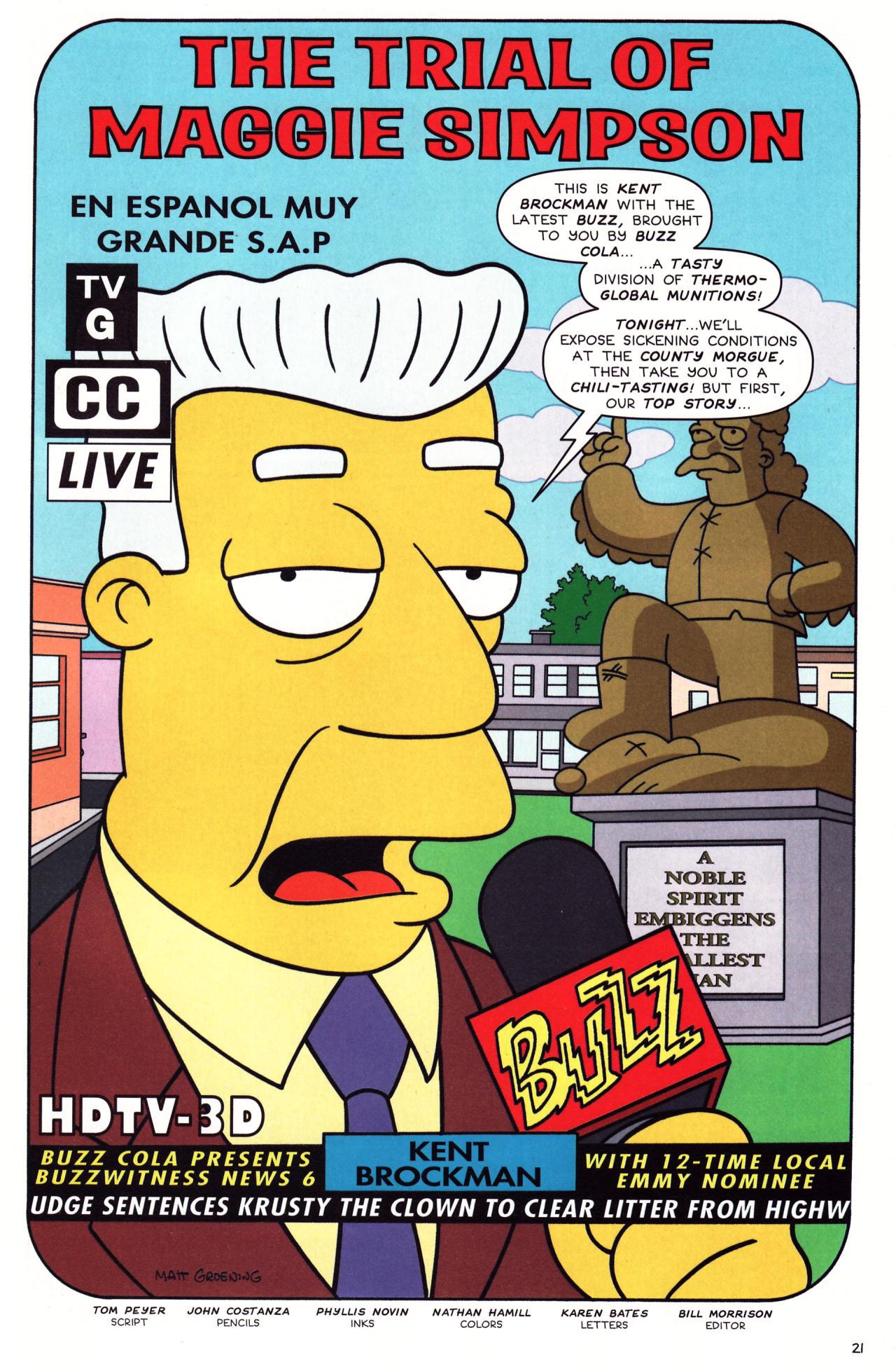 Read online Simpsons Comics Presents Bart Simpson comic -  Issue #39 - 17