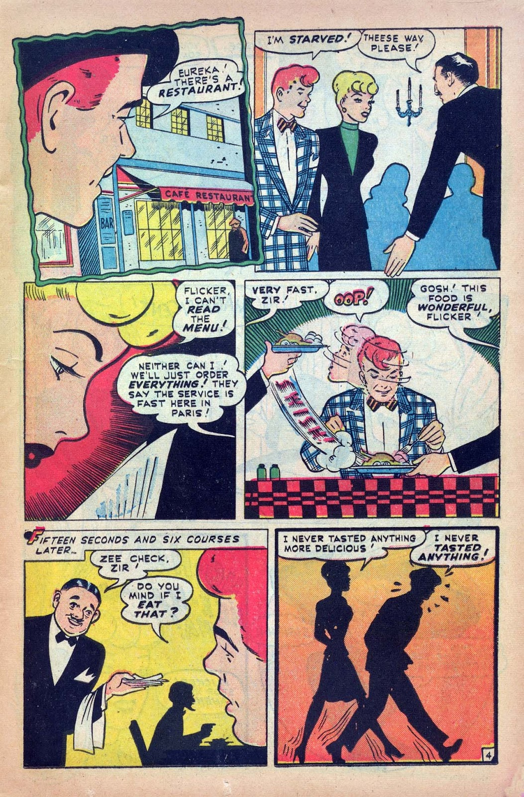 Read online Millie the Model comic -  Issue #9 - 15
