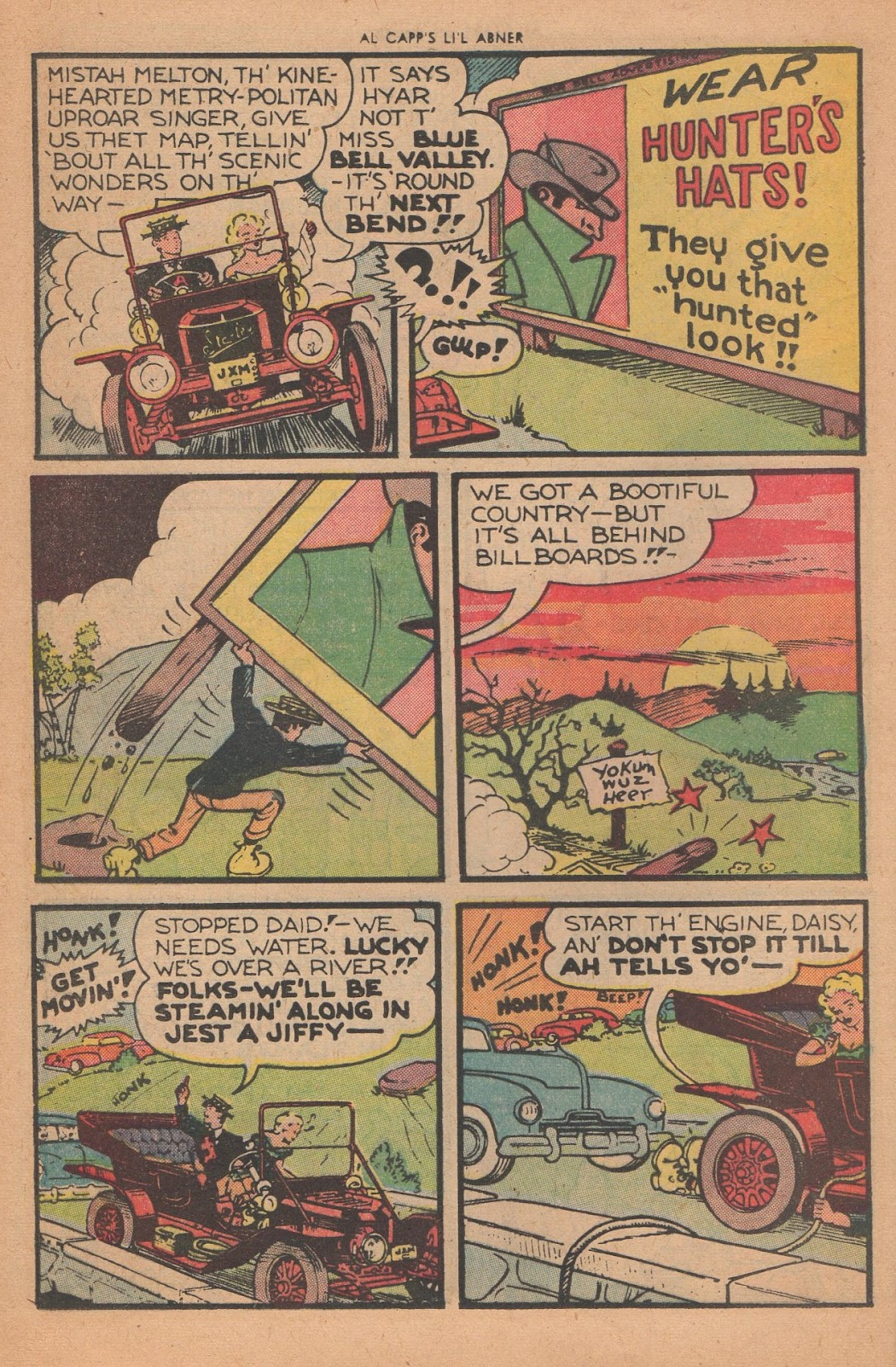 Li'l Abner Comics issue 77 - Page 22