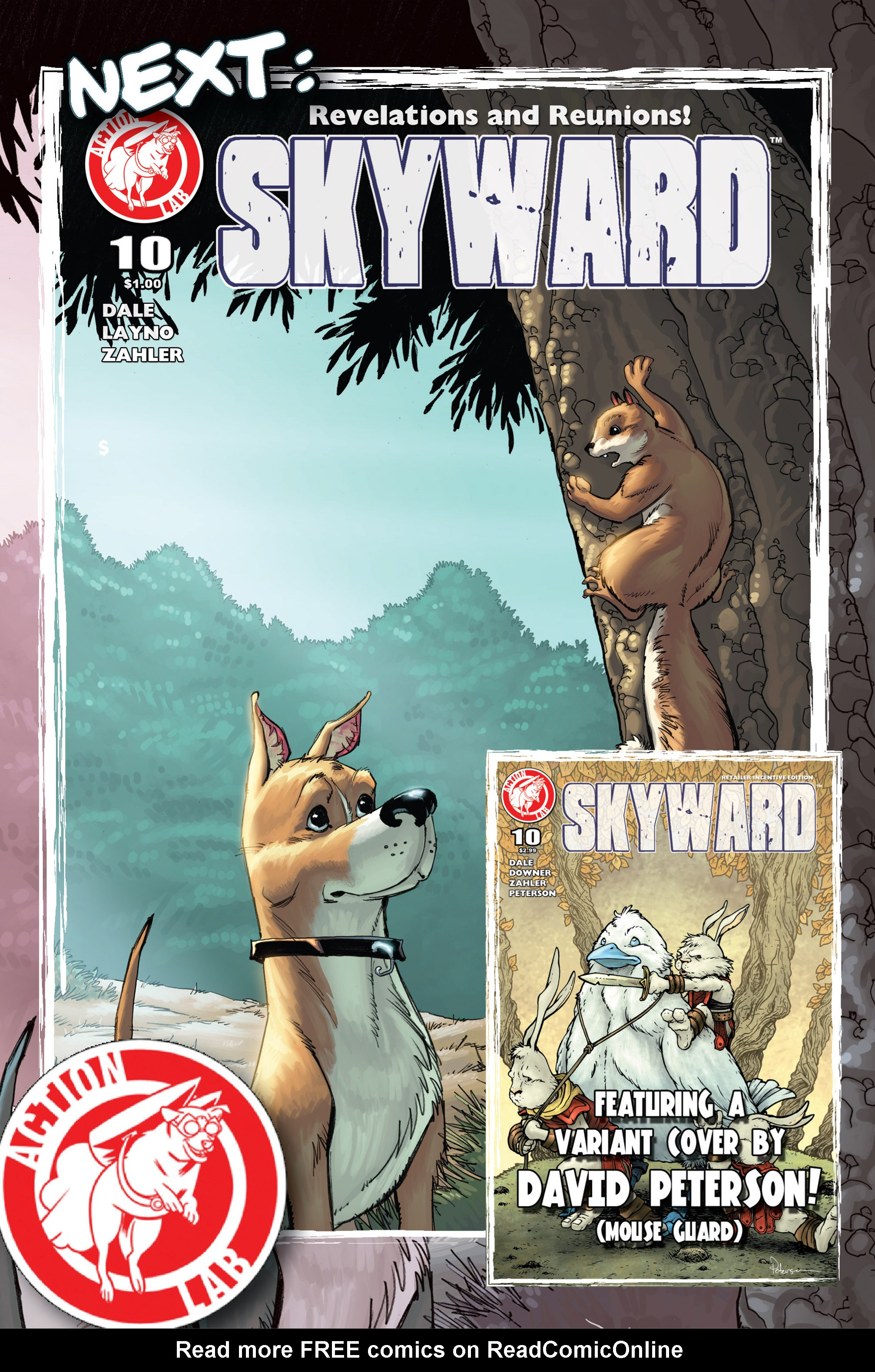 Read online Skyward comic -  Issue #9 - 24