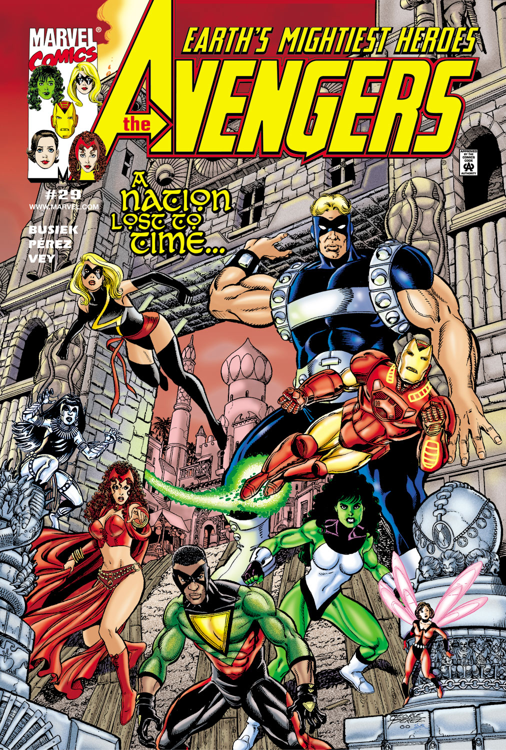 Avengers (1998) 29 Page 1