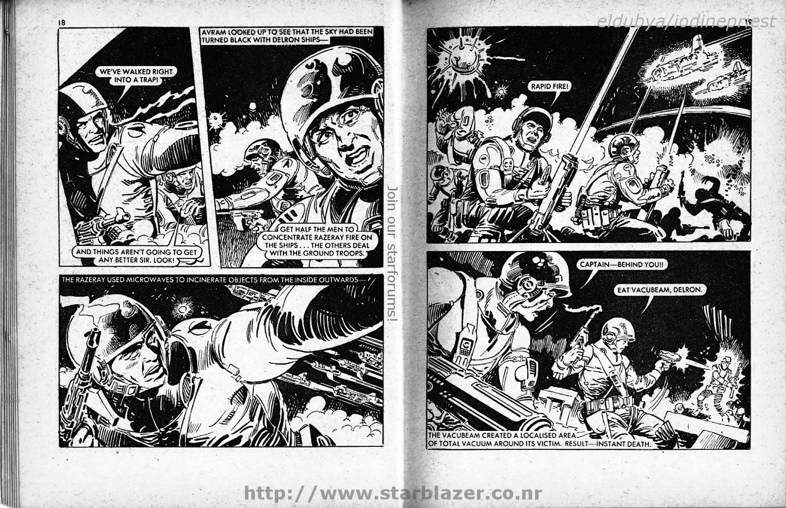 Starblazer issue 65 - Page 11