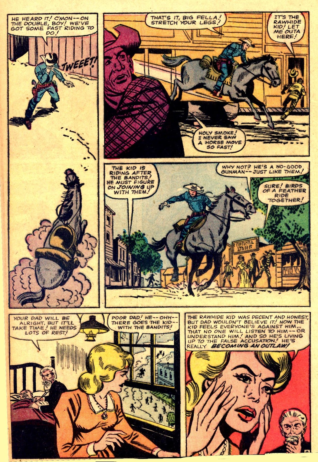 The Rawhide Kid (1955) issue 43 - Page 12
