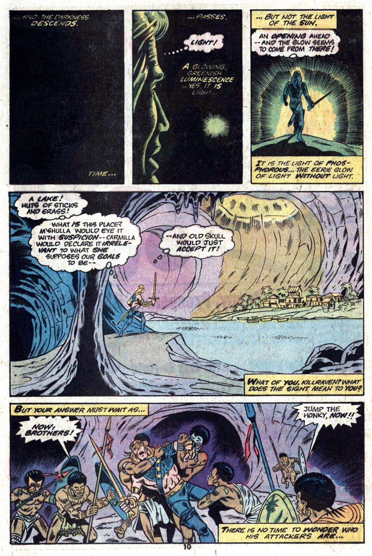 Read online Amazing Adventures (1970) comic -  Issue #33 - 12