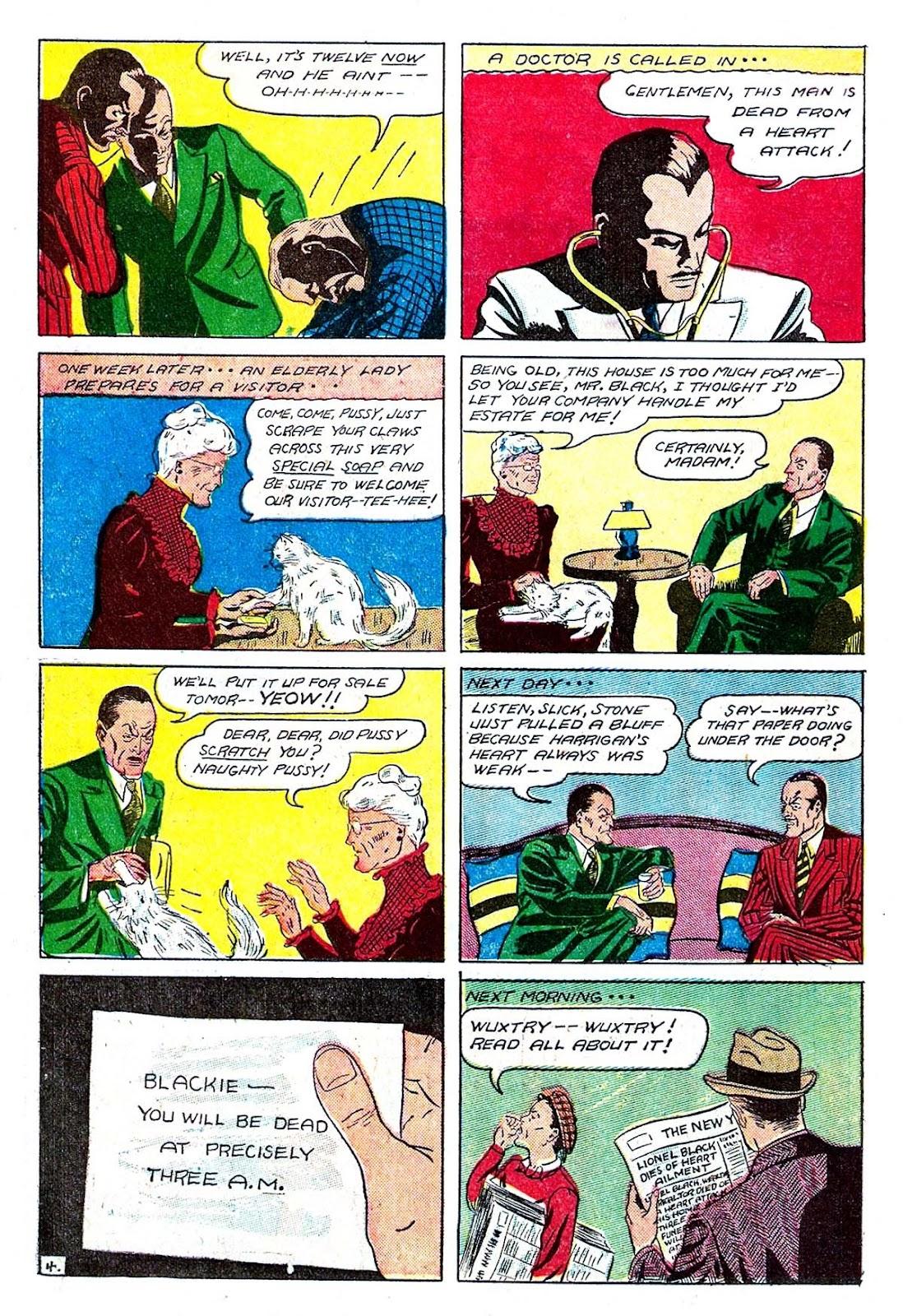 Amazing Man Comics issue 5 - Page 16