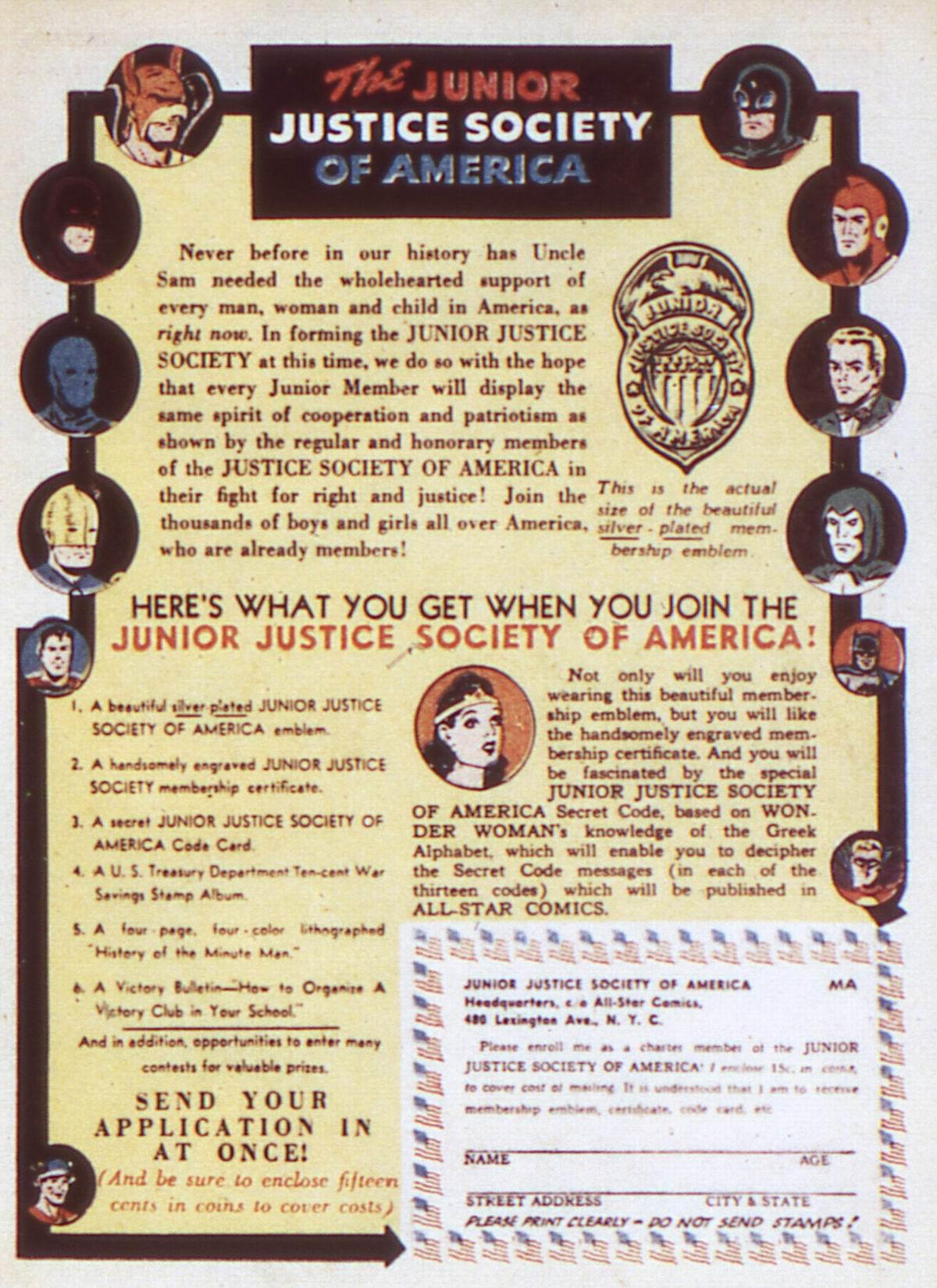 Read online Adventure Comics (1938) comic -  Issue #84 - 25