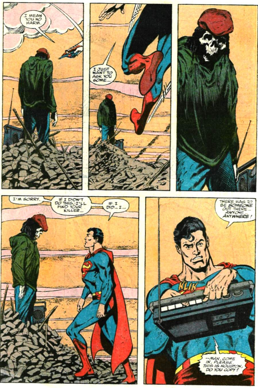 Read online Adventures of Superman (1987) comic -  Issue #479 - 14