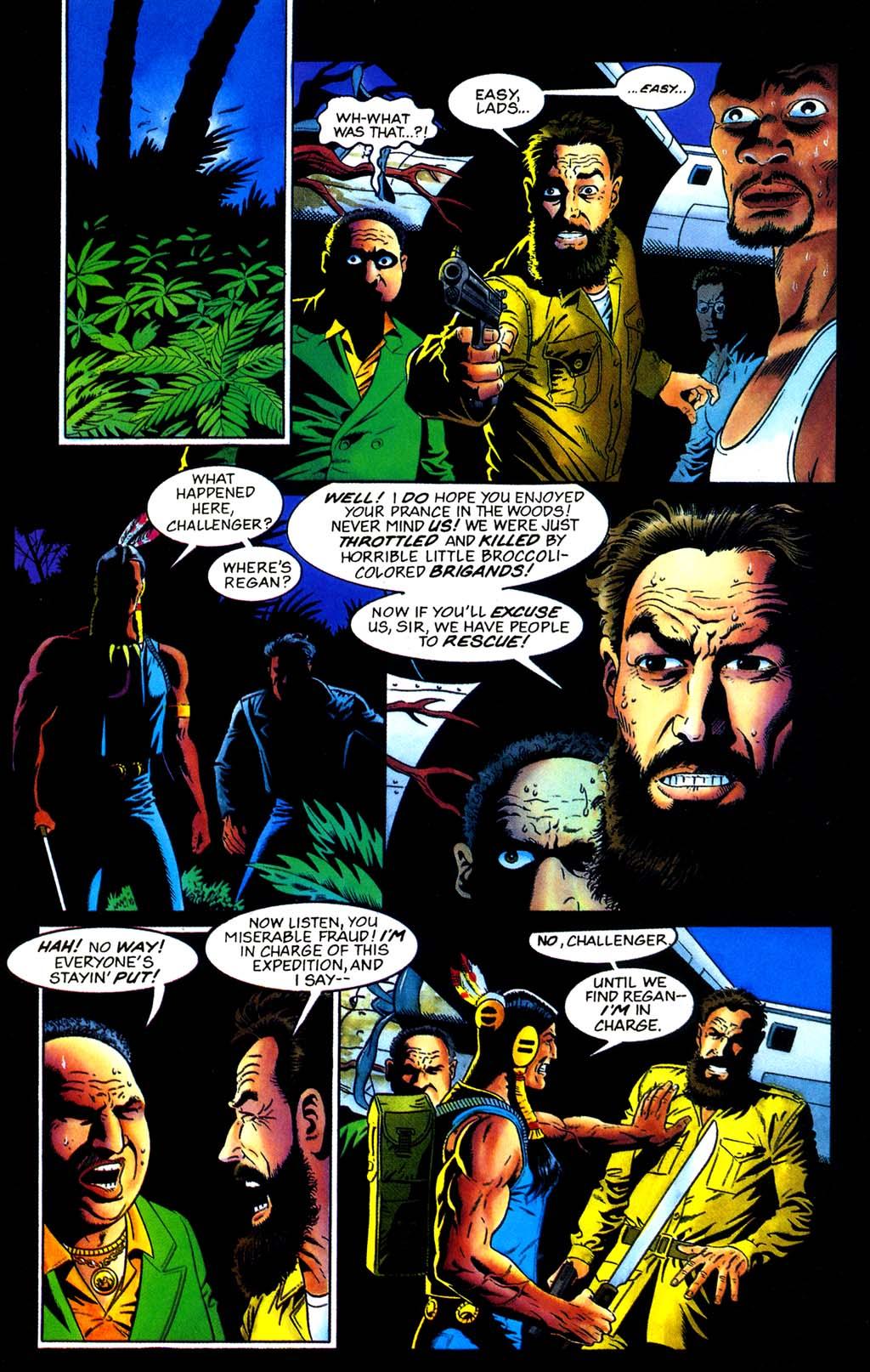 Read online Turok, Dinosaur Hunter (1993) comic -  Issue #32 - 14