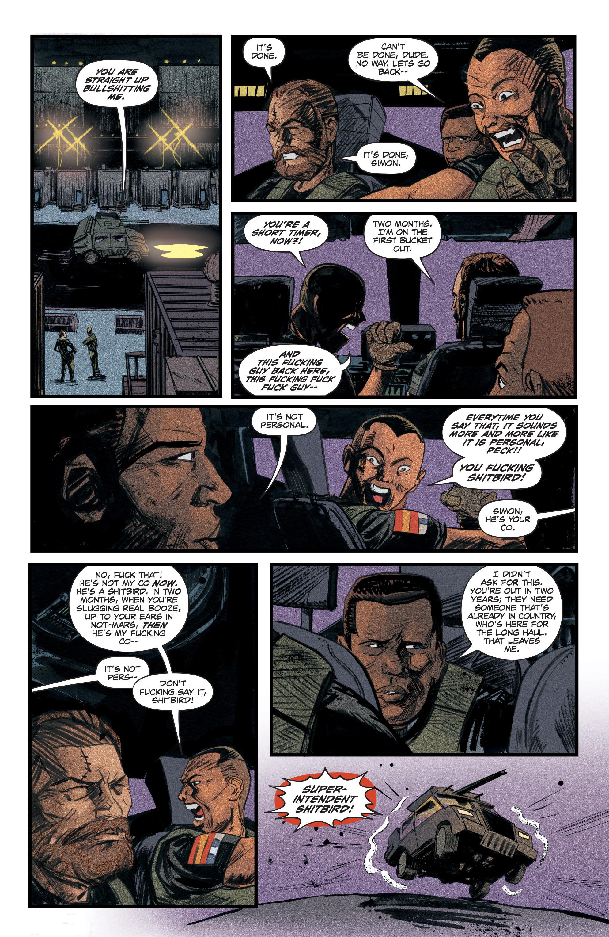 Read online Redline comic -  Issue #3 - 15