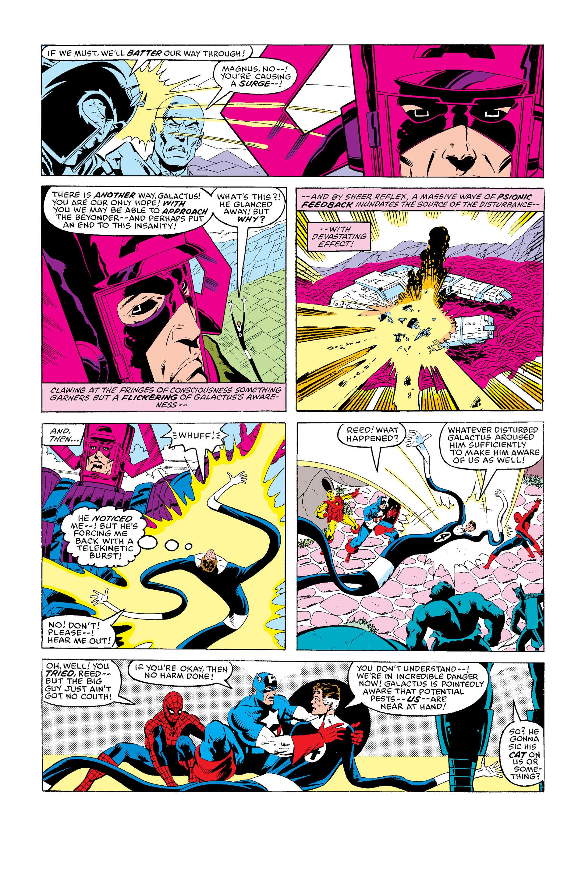 Read online Secret Wars (1985) comic -  Issue #5 - 15