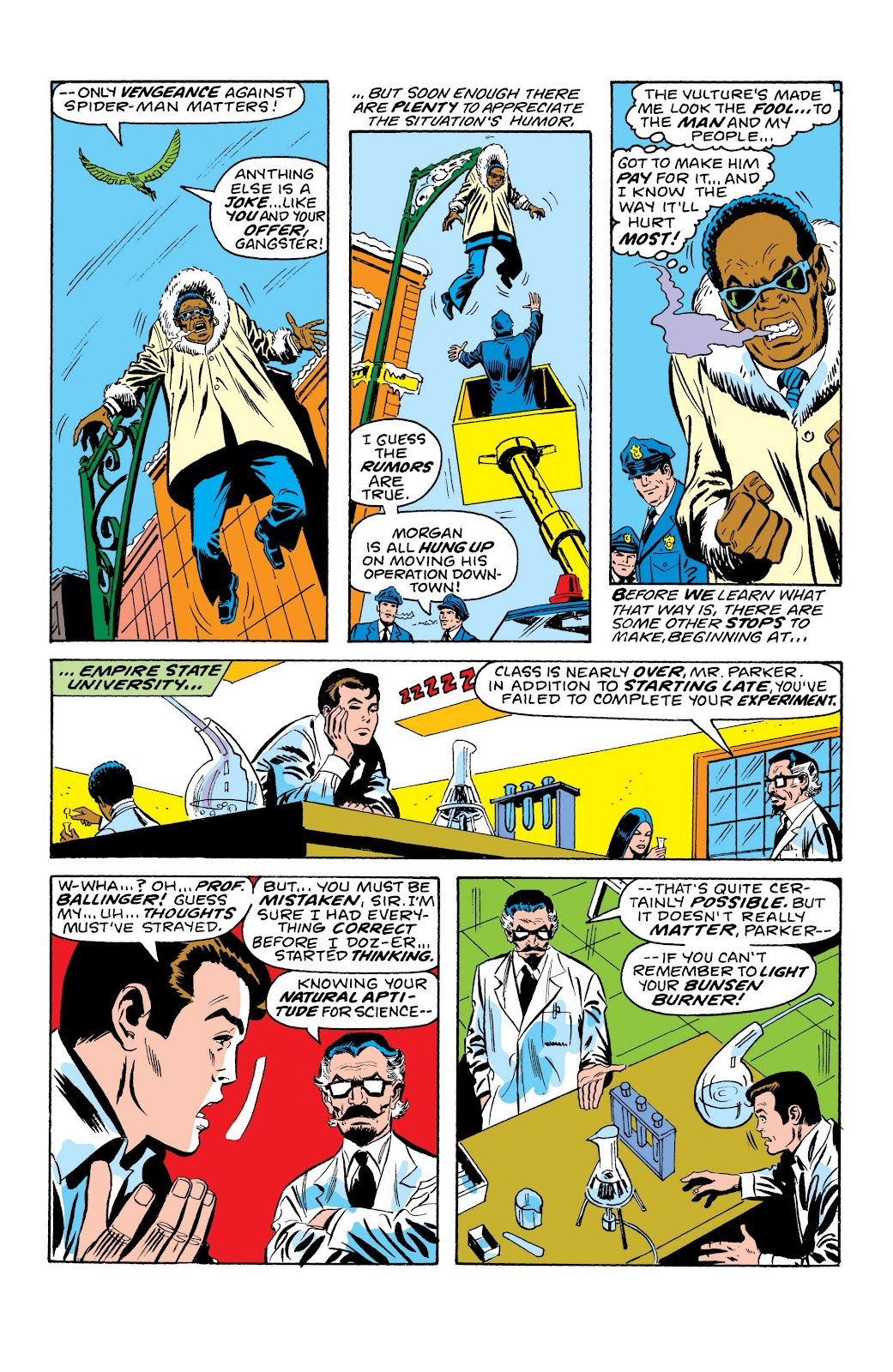 Read online Marvel Masterworks: The Spectacular Spider-Man comic -  Issue # TPB (Part 1) - 69