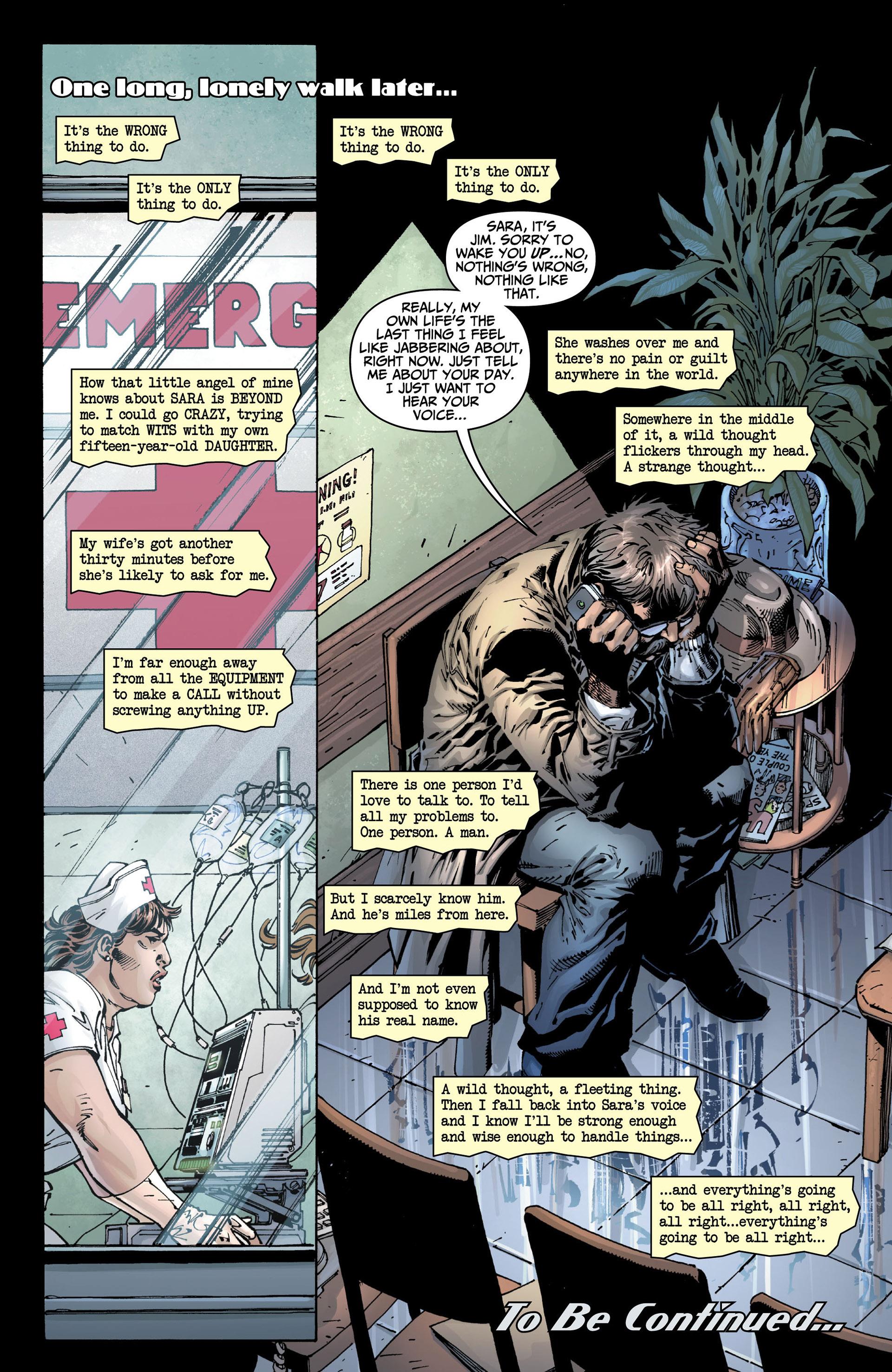 Read online All Star Batman & Robin, The Boy Wonder comic -  Issue #10 - 22