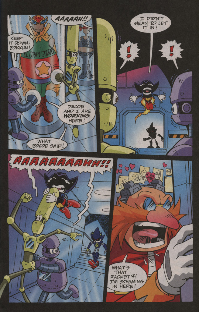 Read online Sonic X comic -  Issue #40 - 15