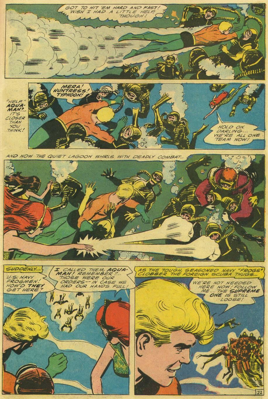 Aquaman (1962) Issue #26 #26 - English 31
