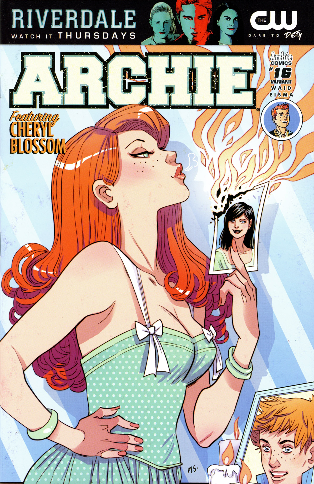 Read online Archie (2015) comic -  Issue #16 - 1