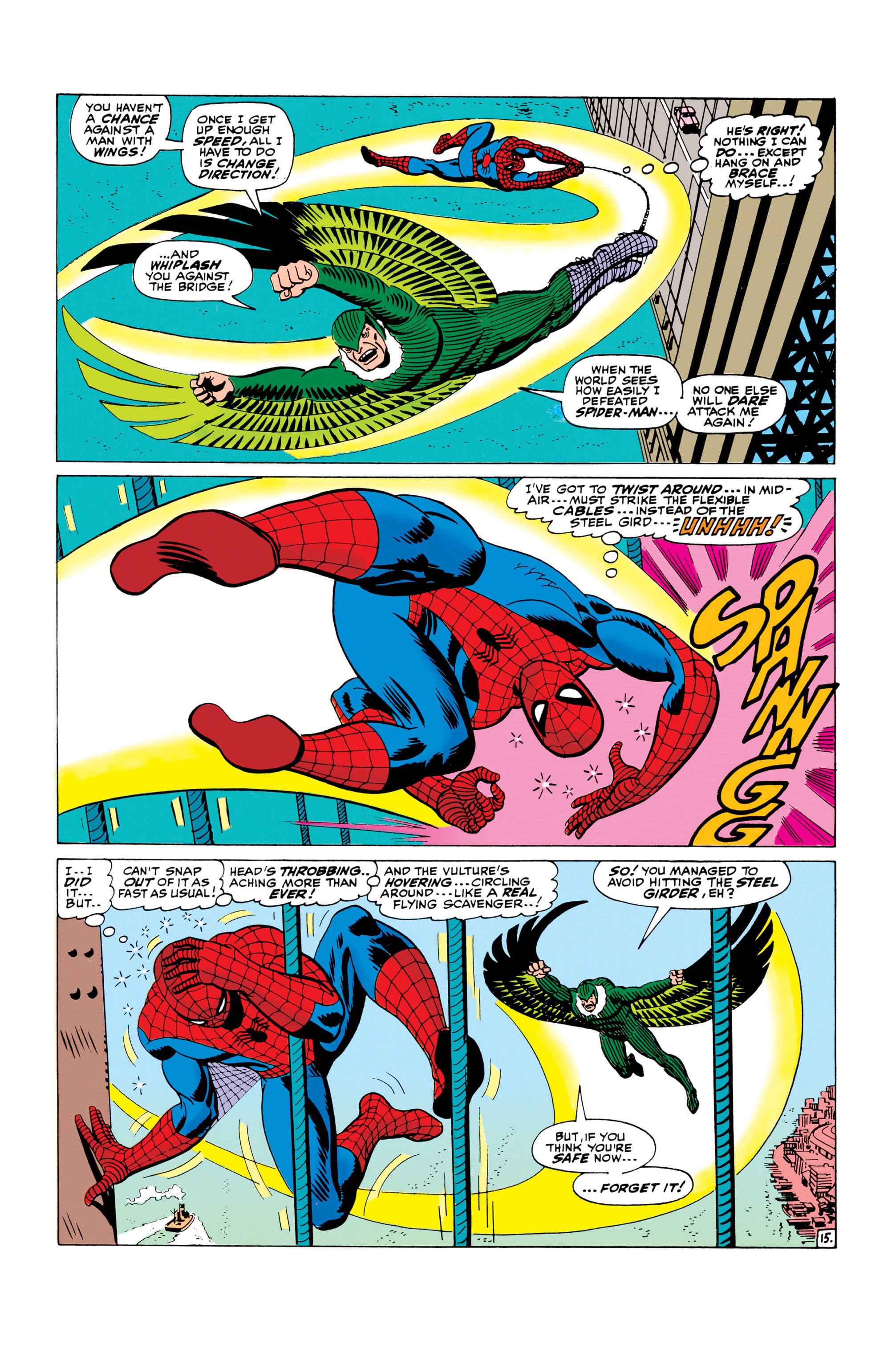 The Amazing Spider-Man (1963) 48 Page 15