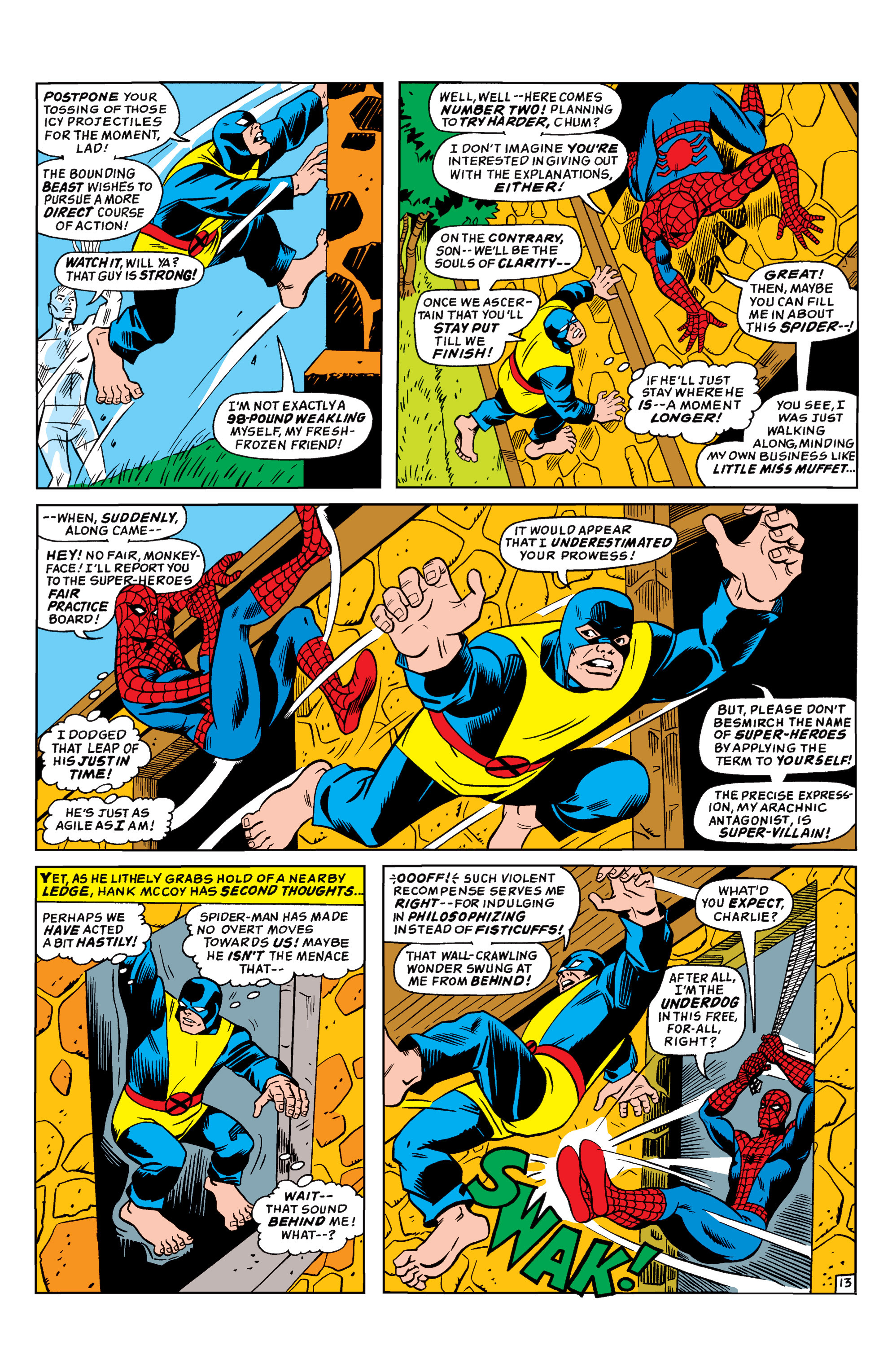 Uncanny X-Men (1963) 35 Page 13