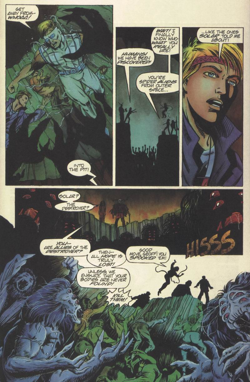 Read online Secret Weapons comic -  Issue #6 - 18