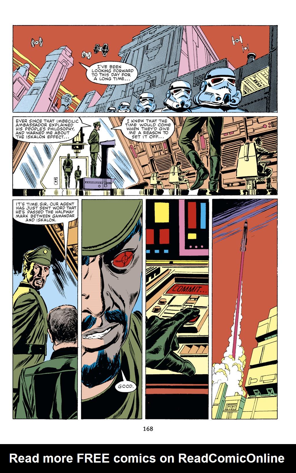 Read online Star Wars Omnibus comic -  Issue # Vol. 18 - 157