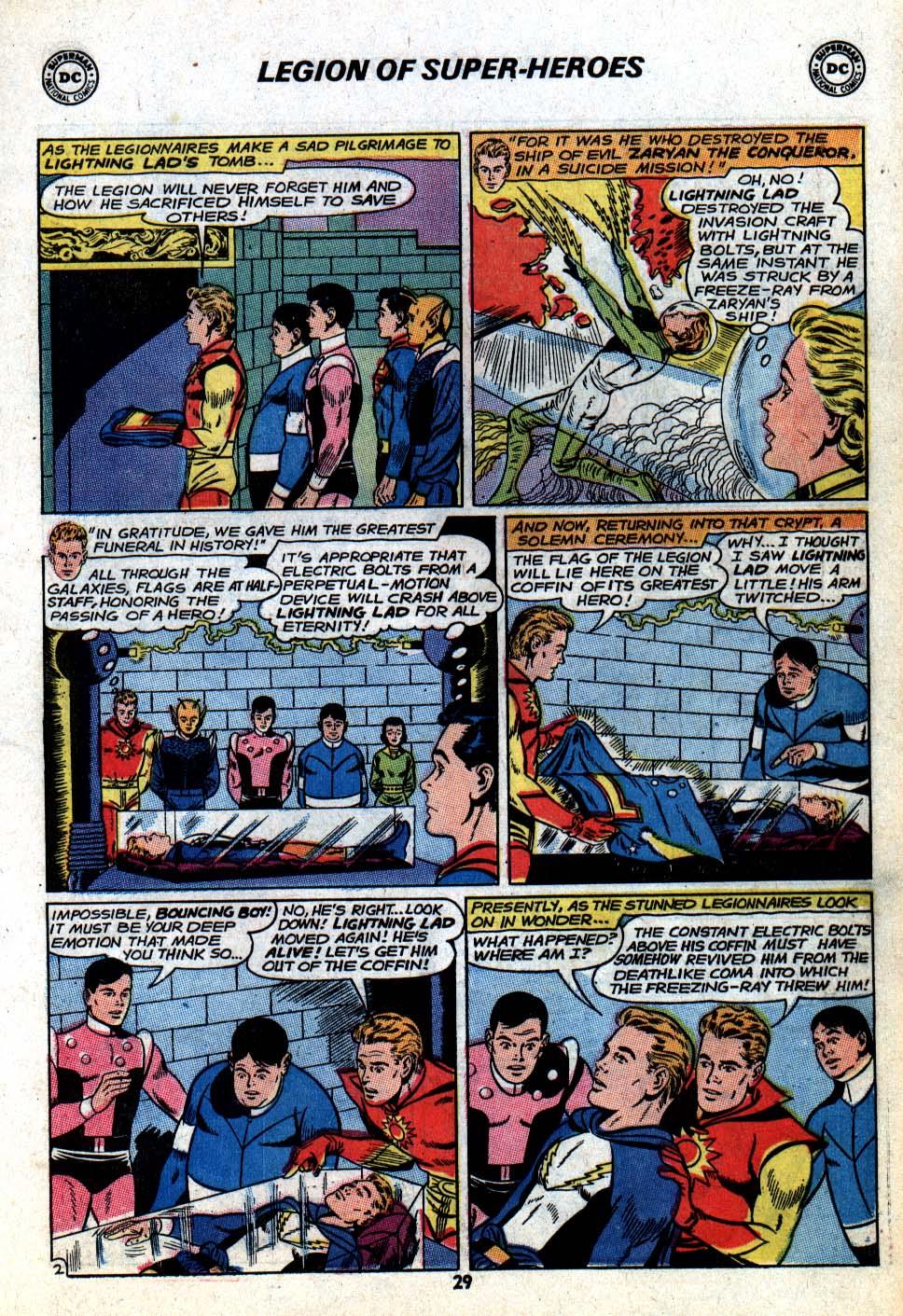 Read online Adventure Comics (1938) comic -  Issue #403 - 31