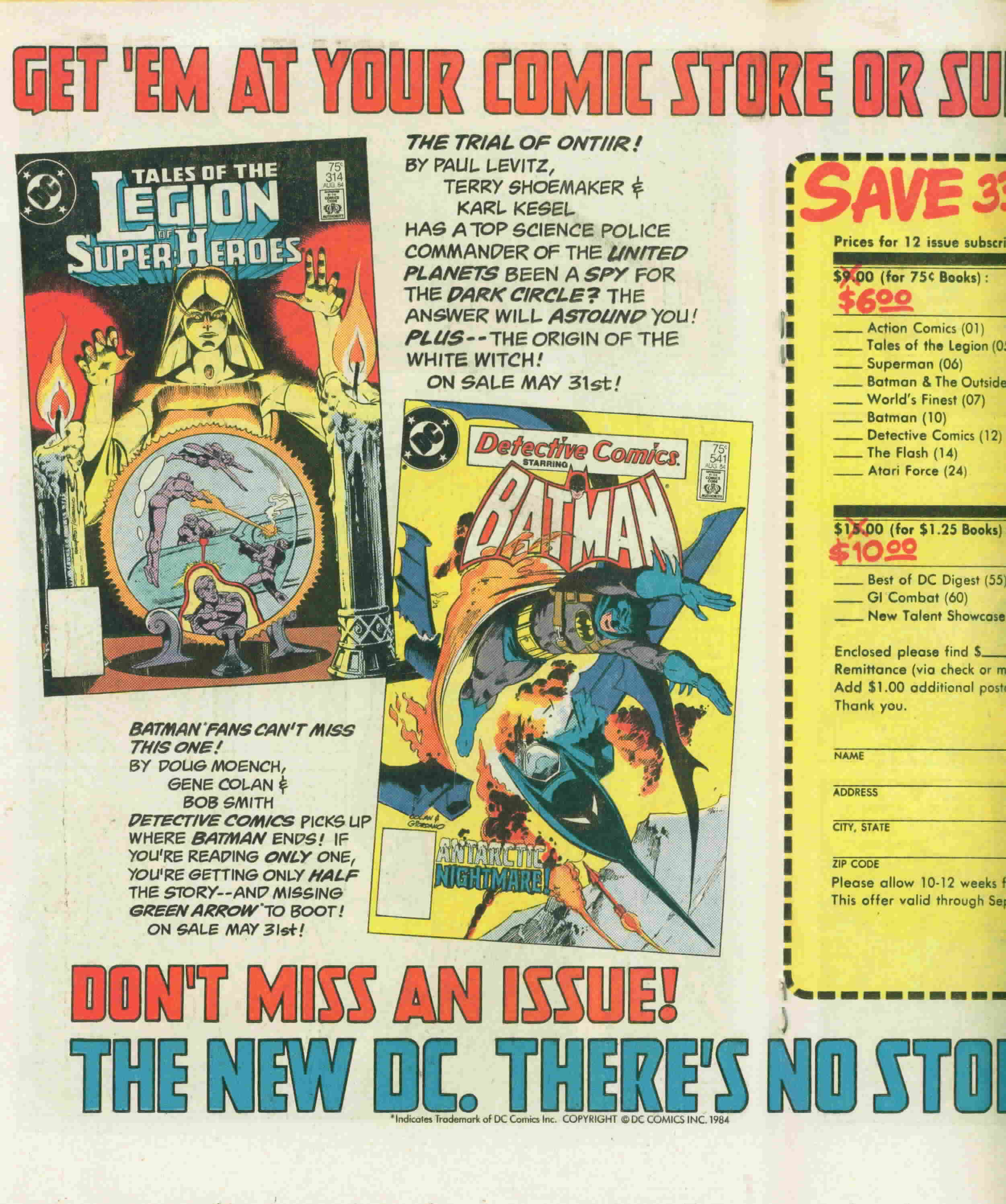 Read online Arion, Lord of Atlantis comic -  Issue #22 - 20