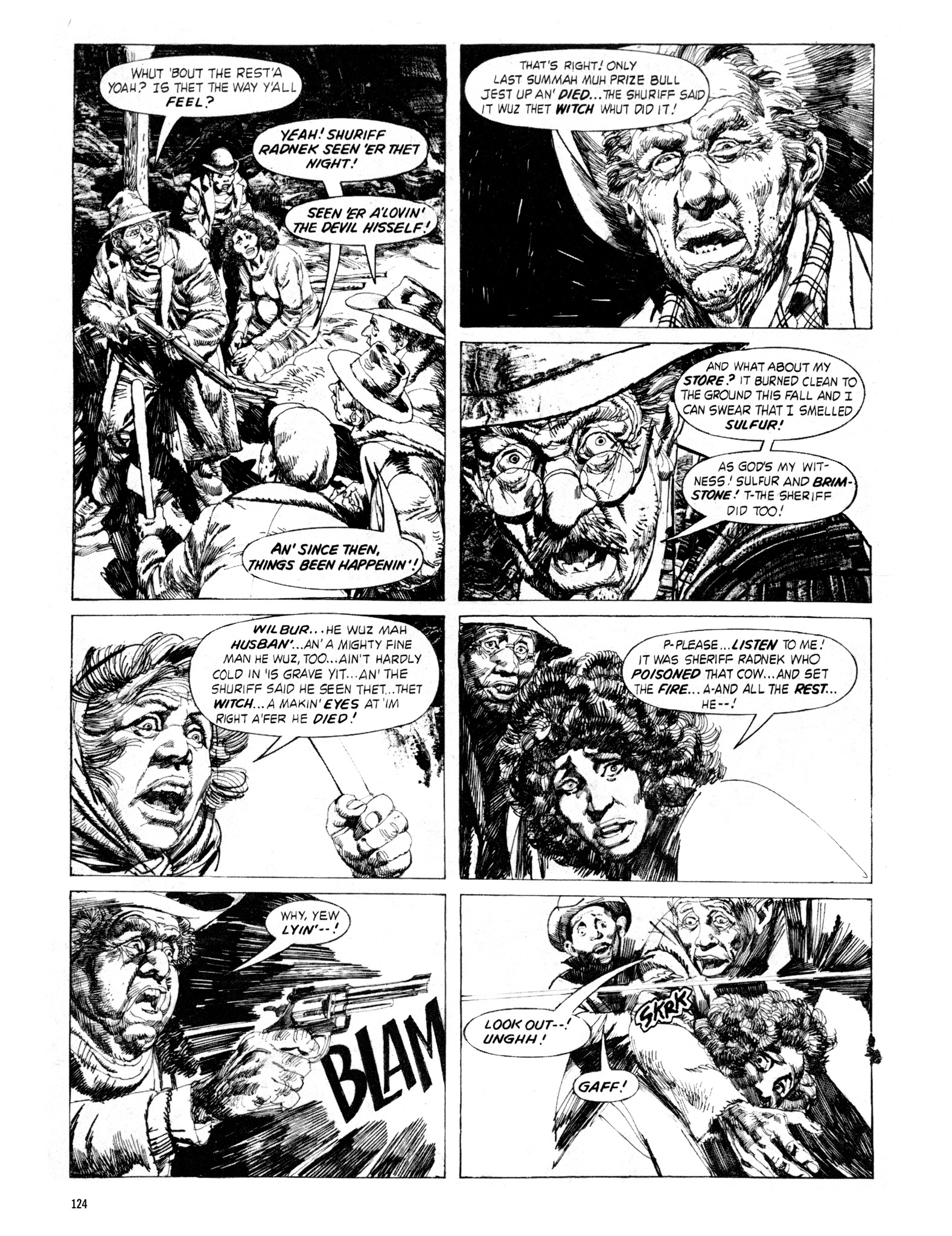 Read online Eerie Archives comic -  Issue # TPB 18 - 125