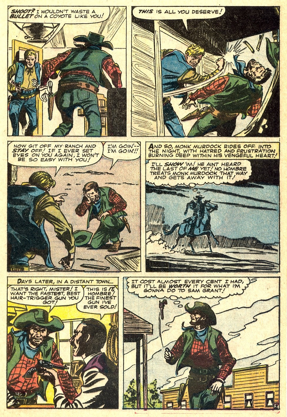 Kid Colt Outlaw issue 110 - Page 21