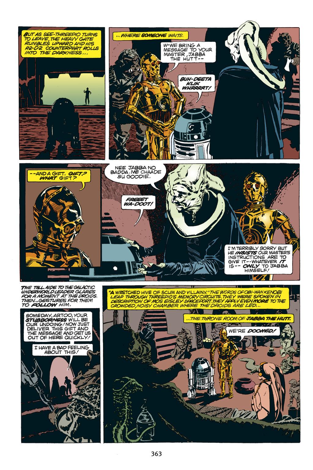 Read online Star Wars Omnibus comic -  Issue # Vol. 18.5 - 82