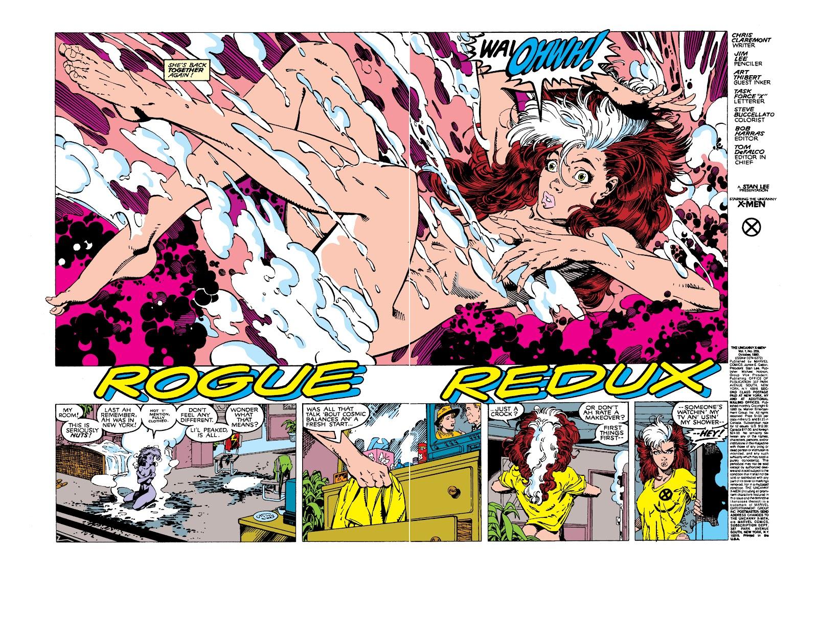 Uncanny X-Men (1963) issue 269 - Page 3