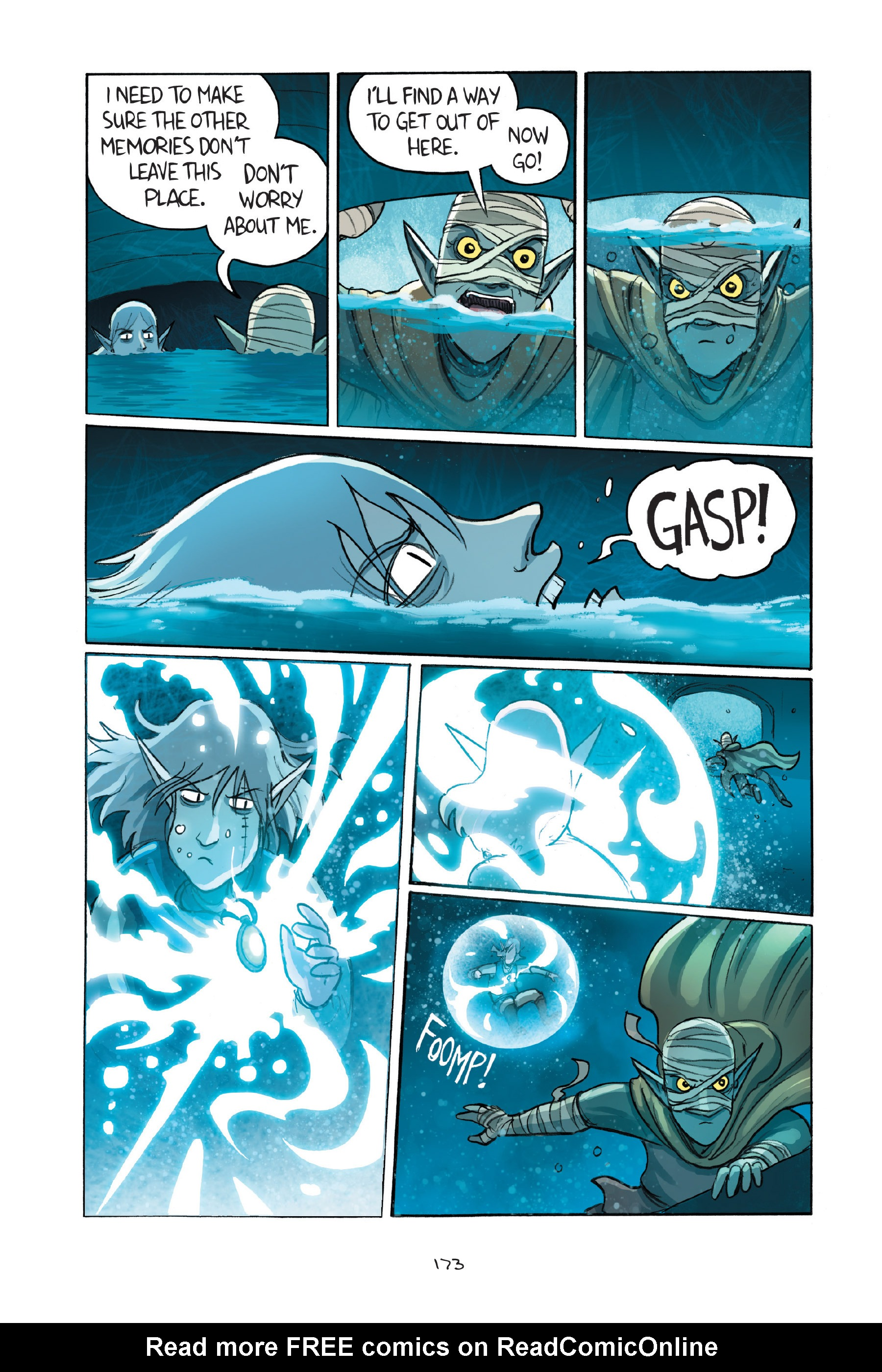 Read online Amulet comic -  Issue #7 - 173