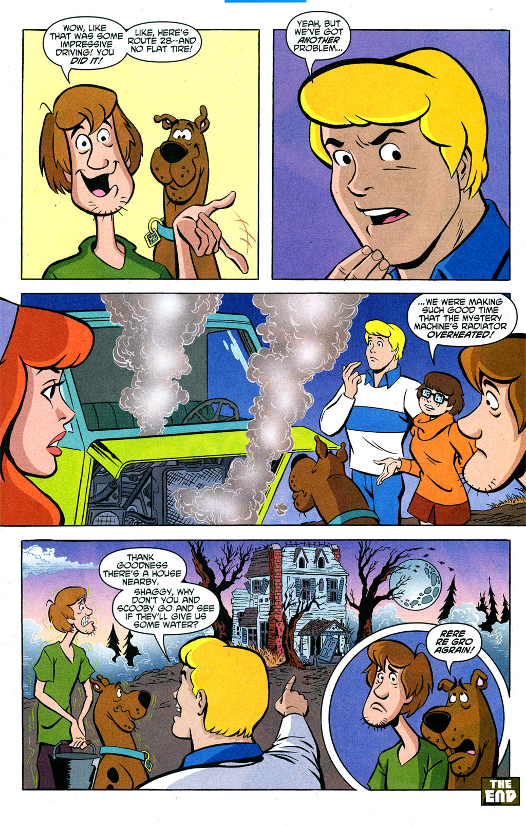 Read online Scooby-Doo (1997) comic -  Issue #94 - 11