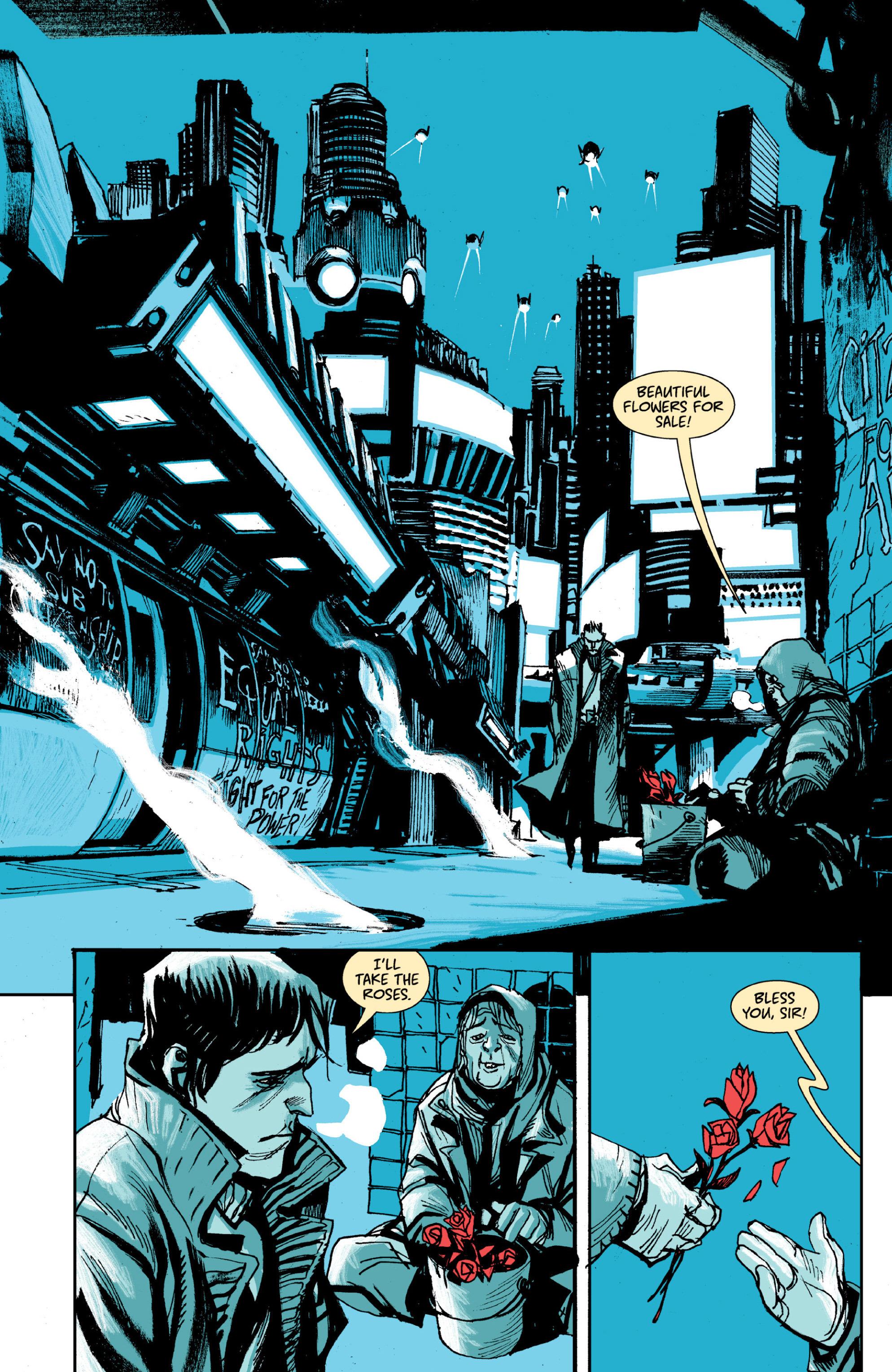 Read online Ei8ht comic -  Issue # TPB - 17