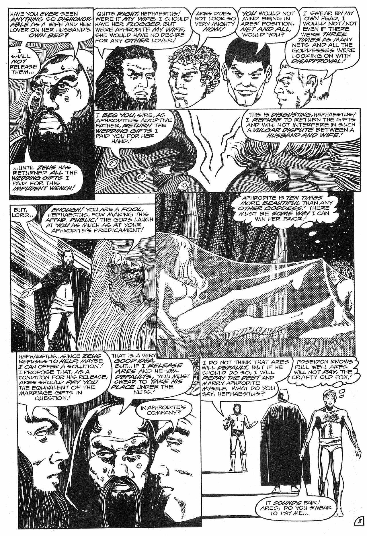 Read online Star*Reach comic -  Issue #8 - 48