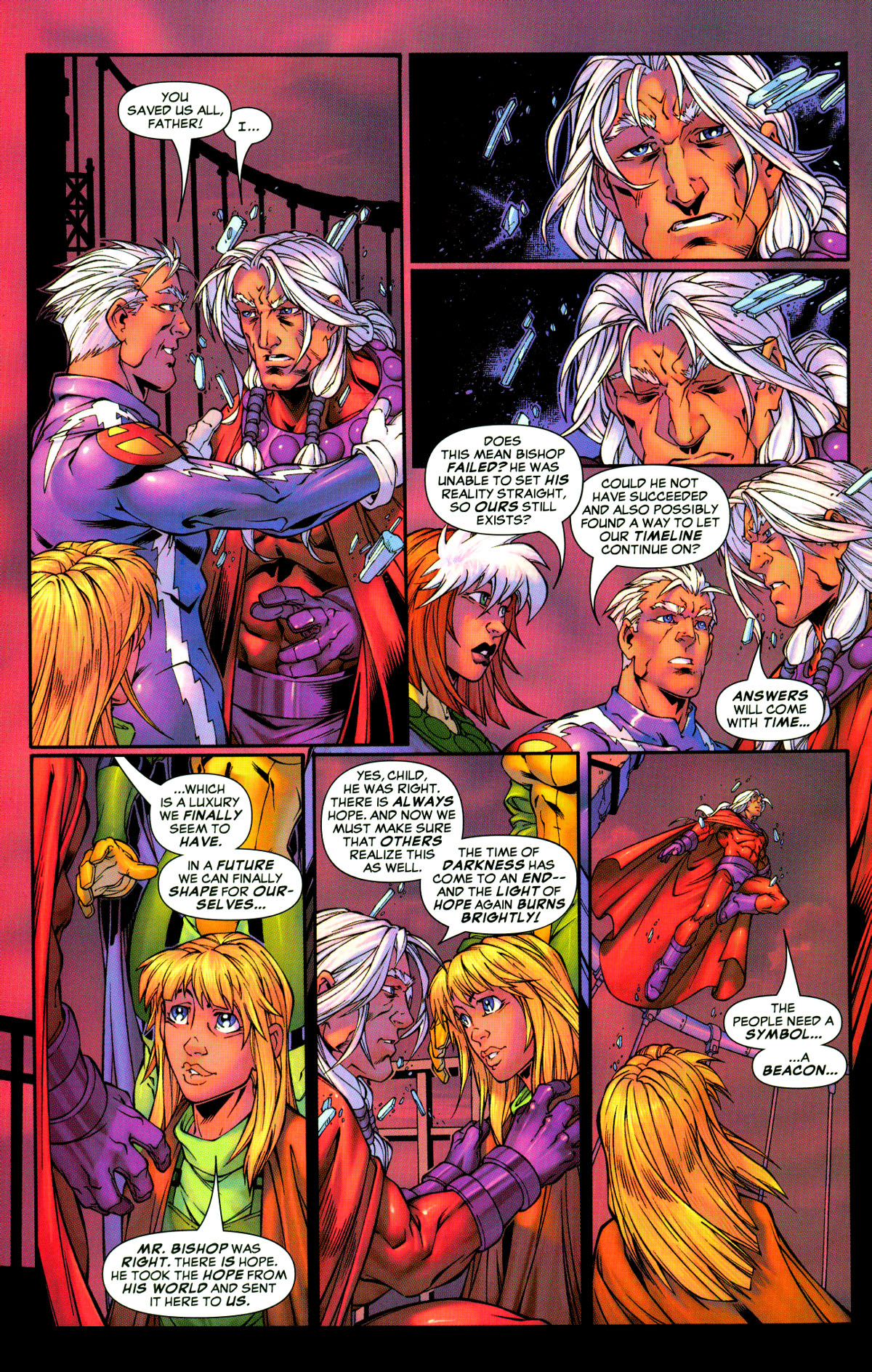 Read online X-Men: Age of Apocalypse One-Shot comic -  Issue # Full - 31