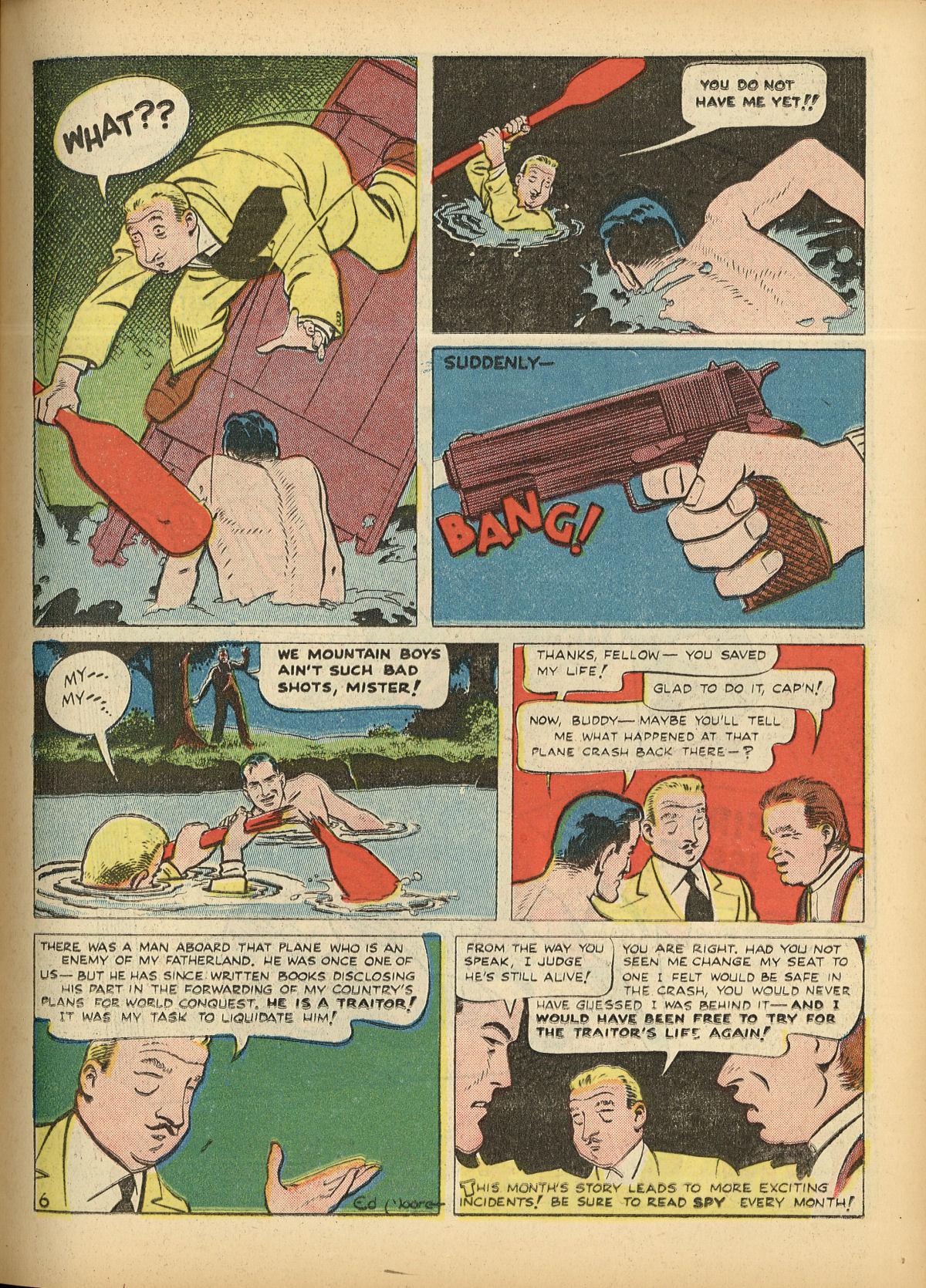 Read online Detective Comics (1937) comic -  Issue #55 - 21